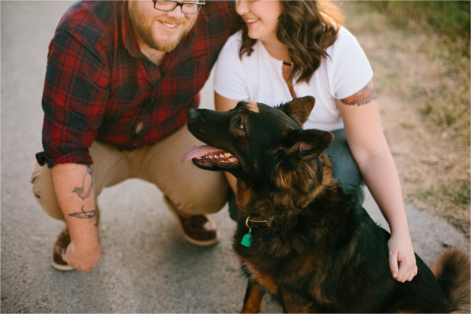 Cat + Wade __ a fort worth engagement session by North Texas Wedding Photographer Rachel Meagan Photography _ 02
