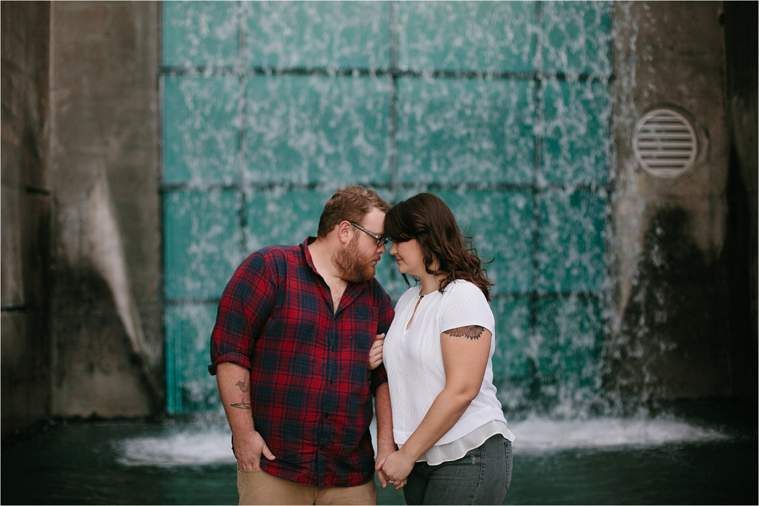 Cat + Wade __ a fort worth engagement session by North Texas Wedding Photographer Rachel Meagan Photography _ 11