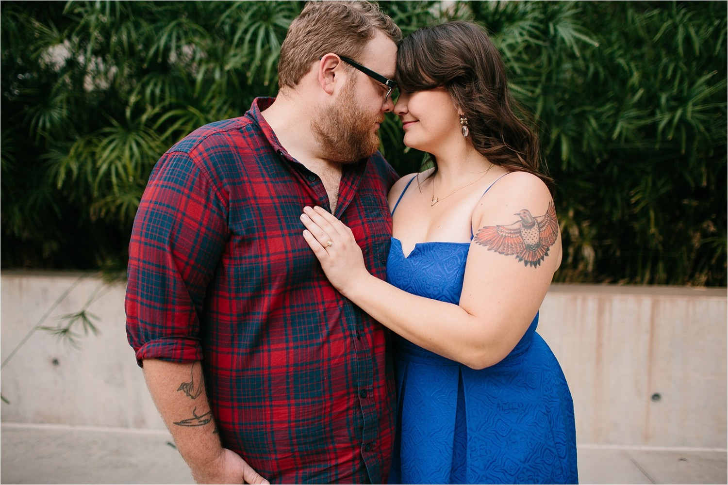 Cat + Wade __ a fort worth engagement session by North Texas Wedding Photographer Rachel Meagan Photography _ 12