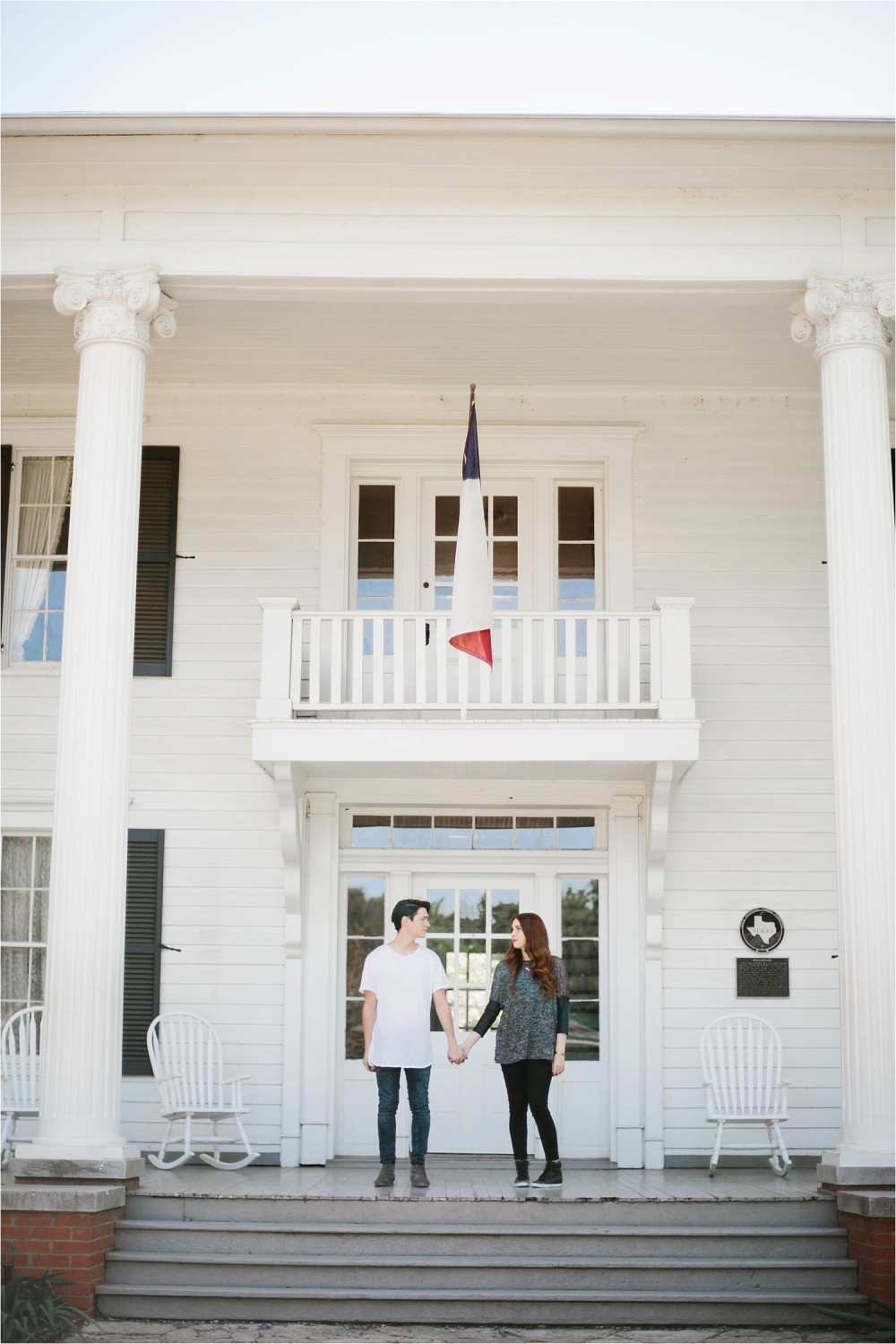 A Dallas Heritage Village Engagement Session by North Texas Wedding Photographer Rachel Meagan Photography _ 27