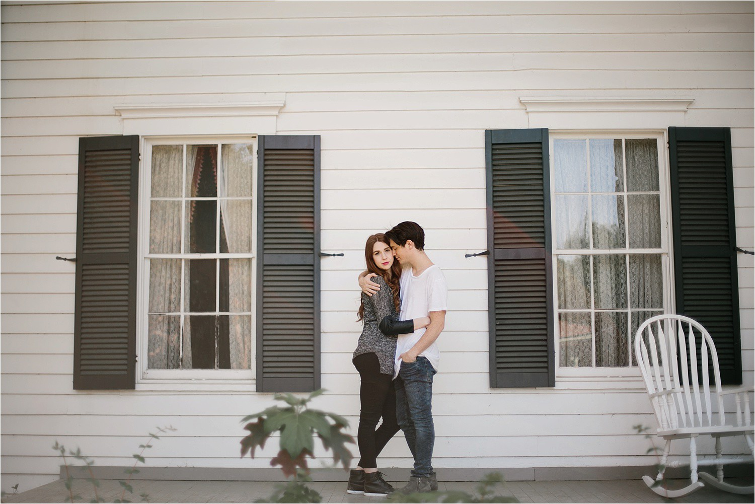 A Dallas Heritage Village Engagement Session by North Texas Wedding Photographer Rachel Meagan Photography _ 32
