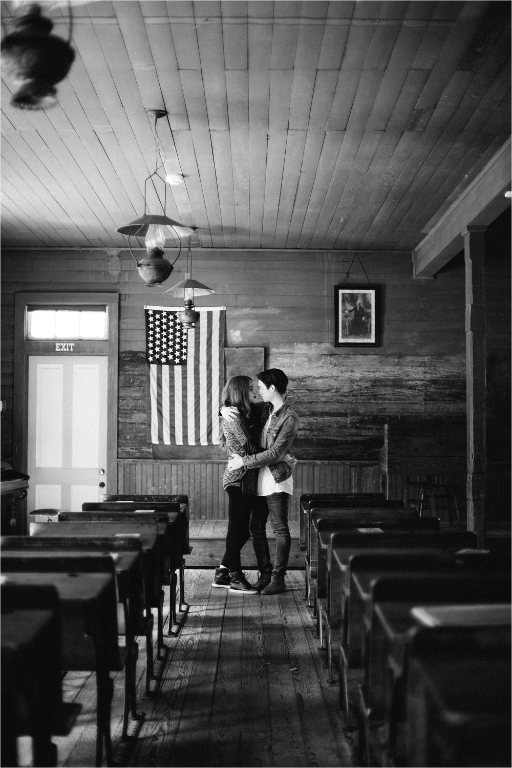 A Dallas Heritage Village Engagement Session by North Texas Wedding Photographer Rachel Meagan Photography _ 45