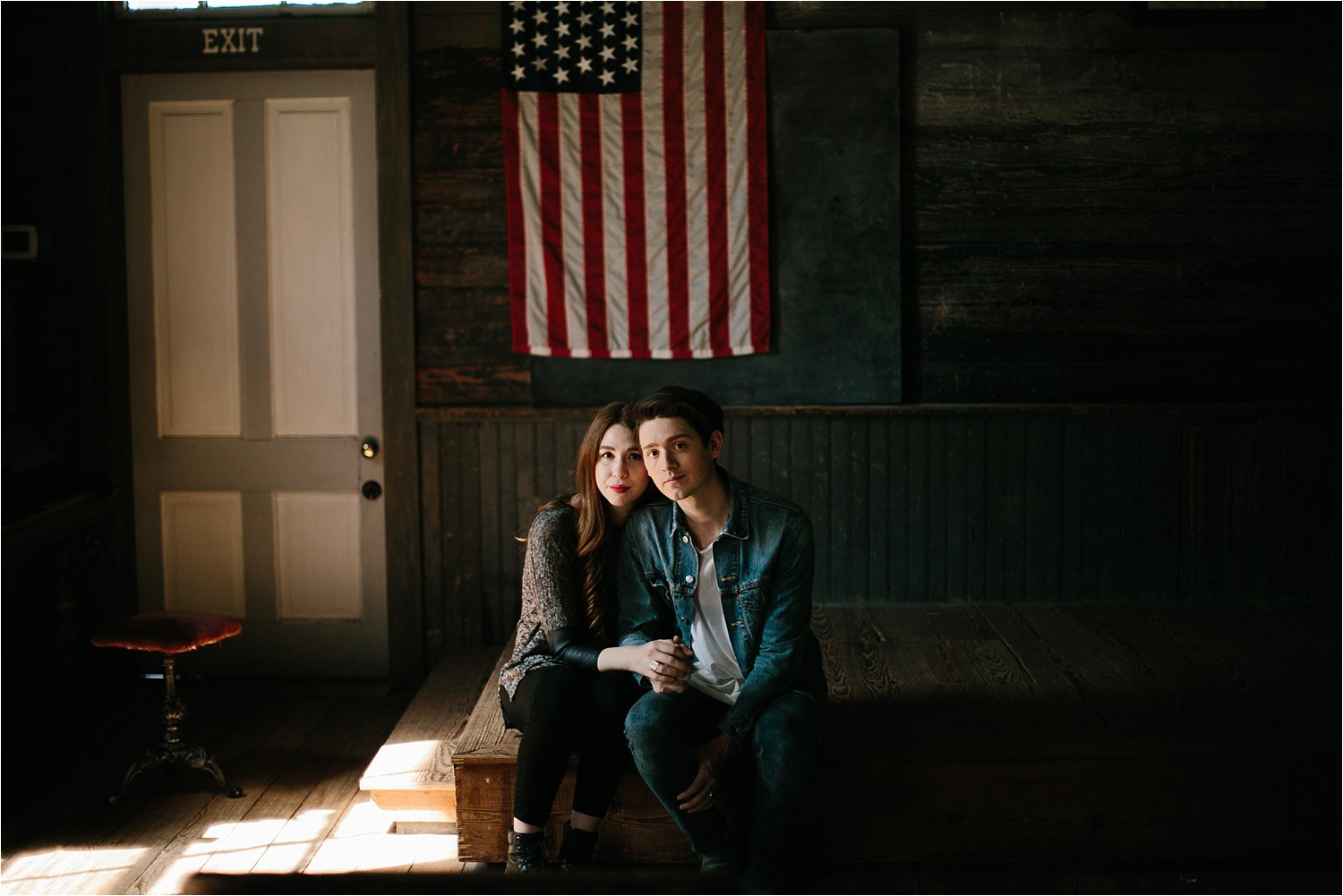 A Dallas Heritage Village Engagement Session by North Texas Wedding Photographer Rachel Meagan Photography _ 47