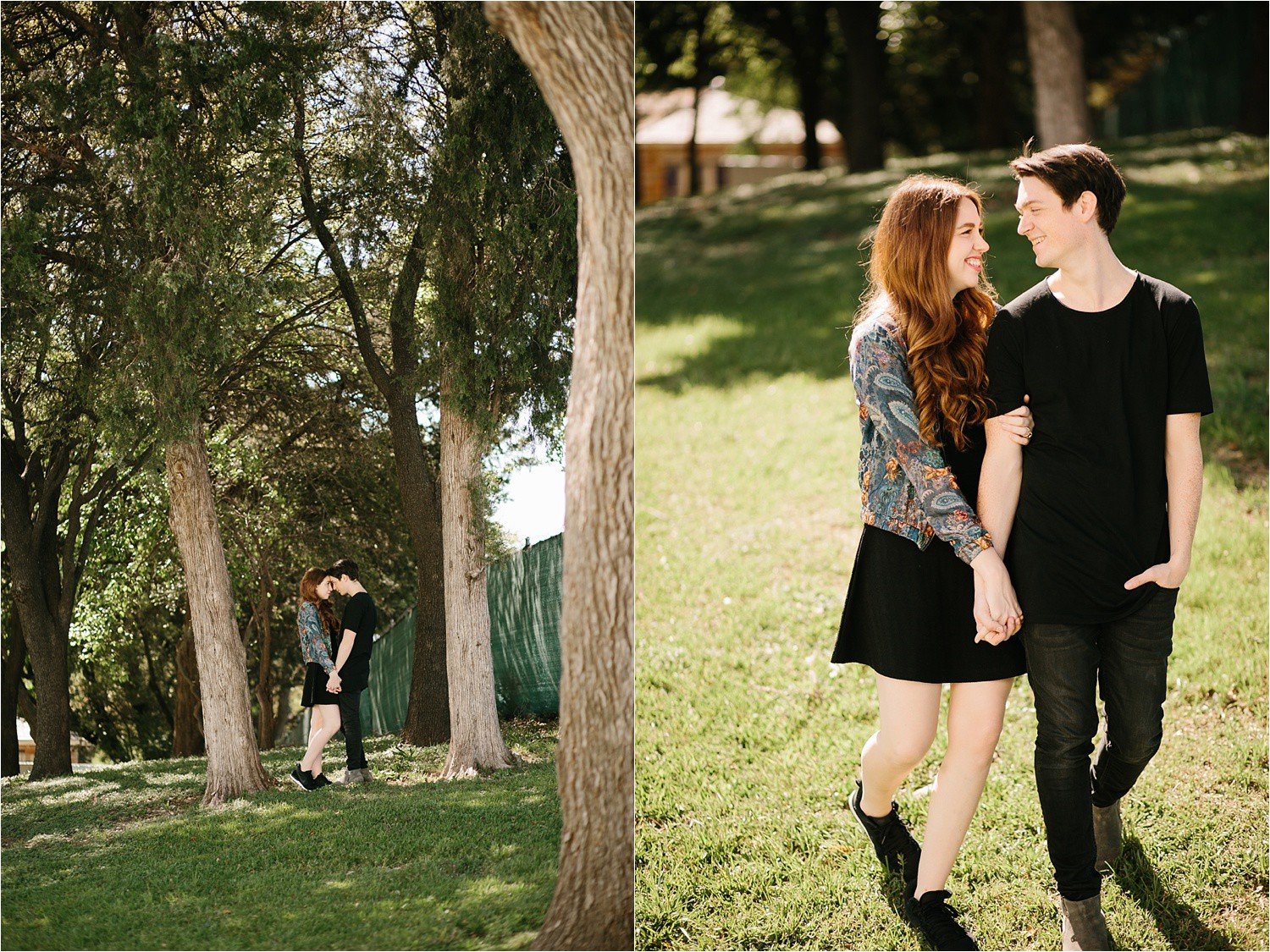 A Dallas Heritage Village Engagement Session by North Texas Wedding Photographer Rachel Meagan Photography _ 67