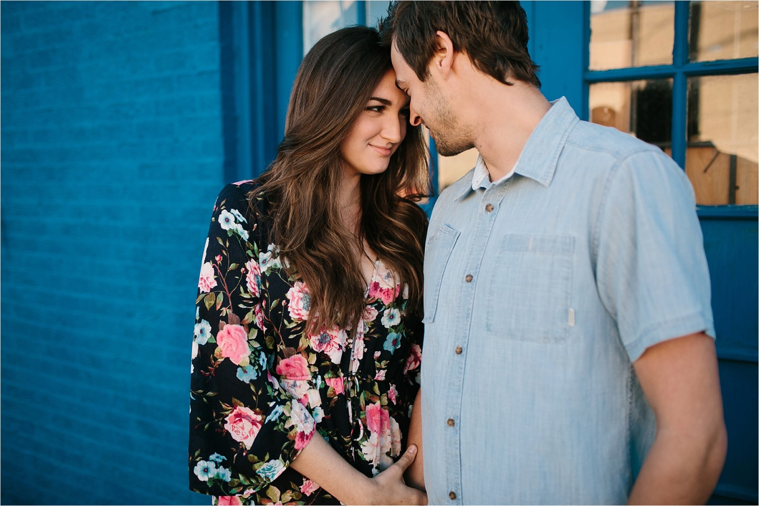Bekah + Michael __ a deep ellum engagement session by North Texas Wedding Photographer Rachel Meagan Photography _ 03