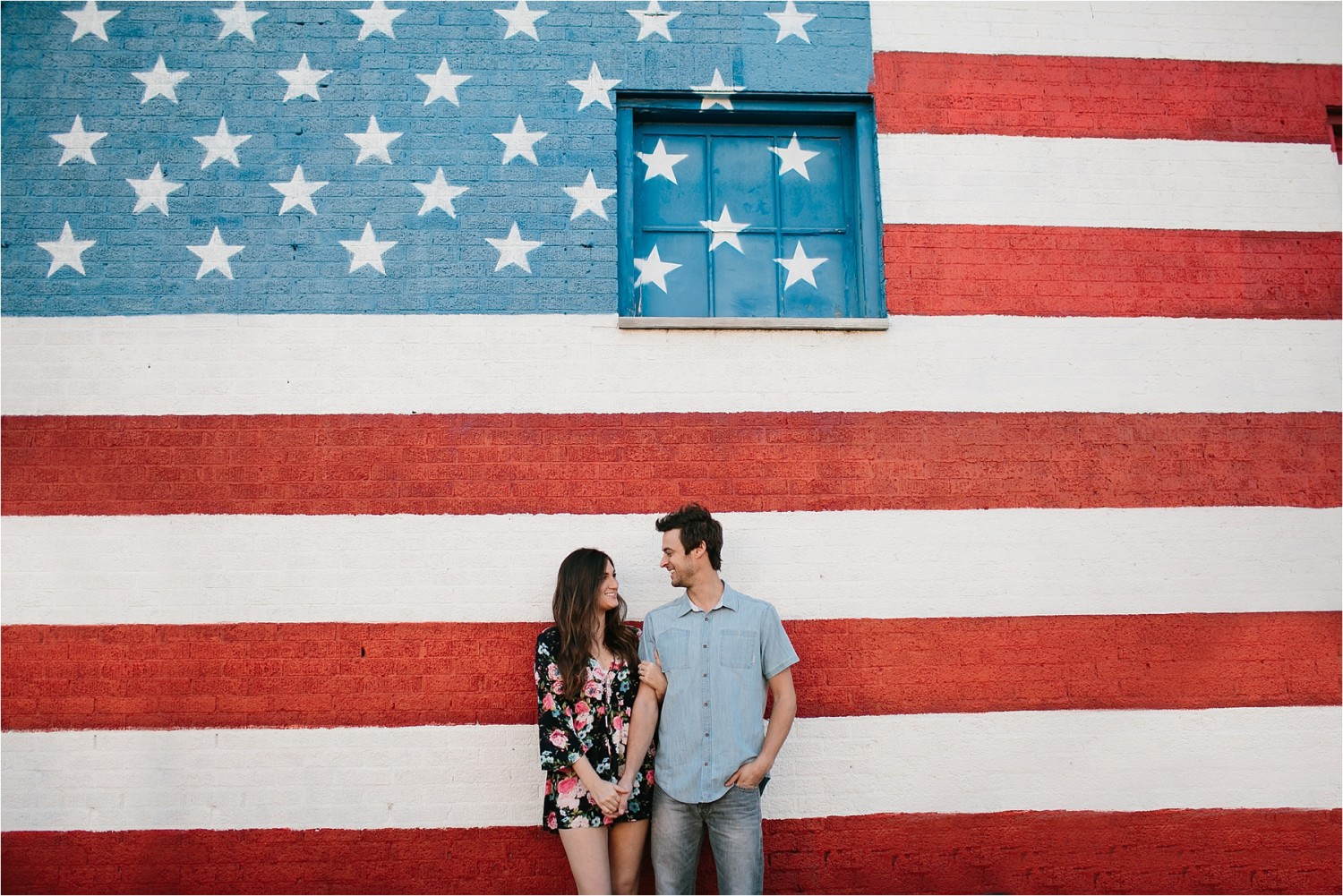 Bekah + Michael __ a deep ellum engagement session by North Texas Wedding Photographer Rachel Meagan Photography _ 05