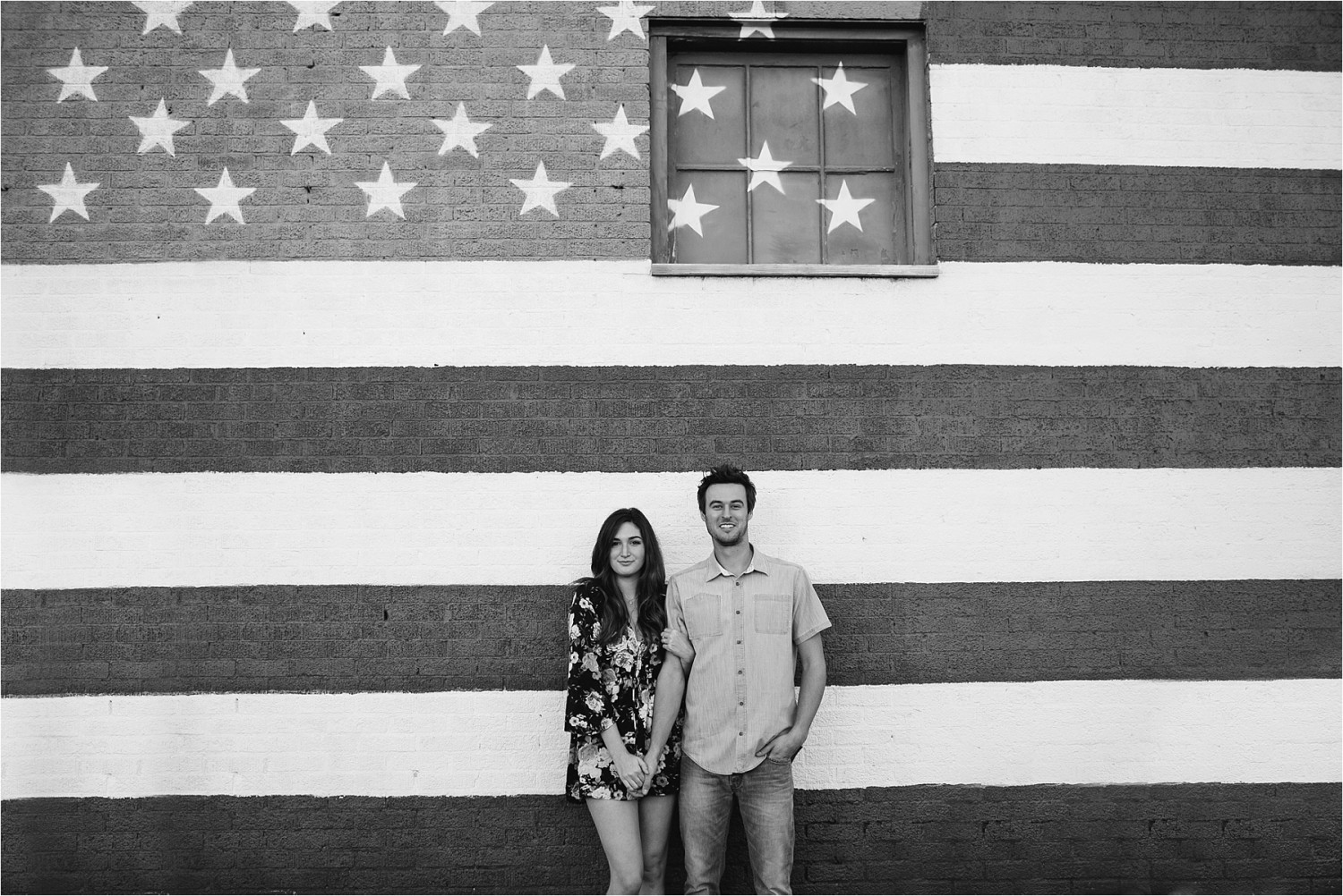 Bekah + Michael __ a deep ellum engagement session by North Texas Wedding Photographer Rachel Meagan Photography _ 06