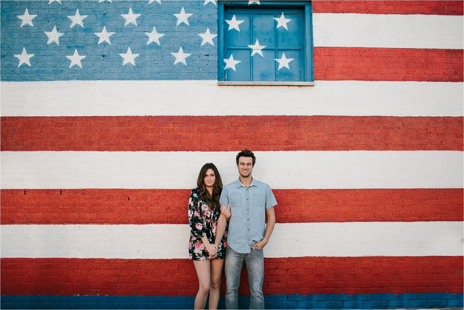 Bekah + Michael __ a deep ellum engagement session by North Texas Wedding Photographer Rachel Meagan Photography _ 07