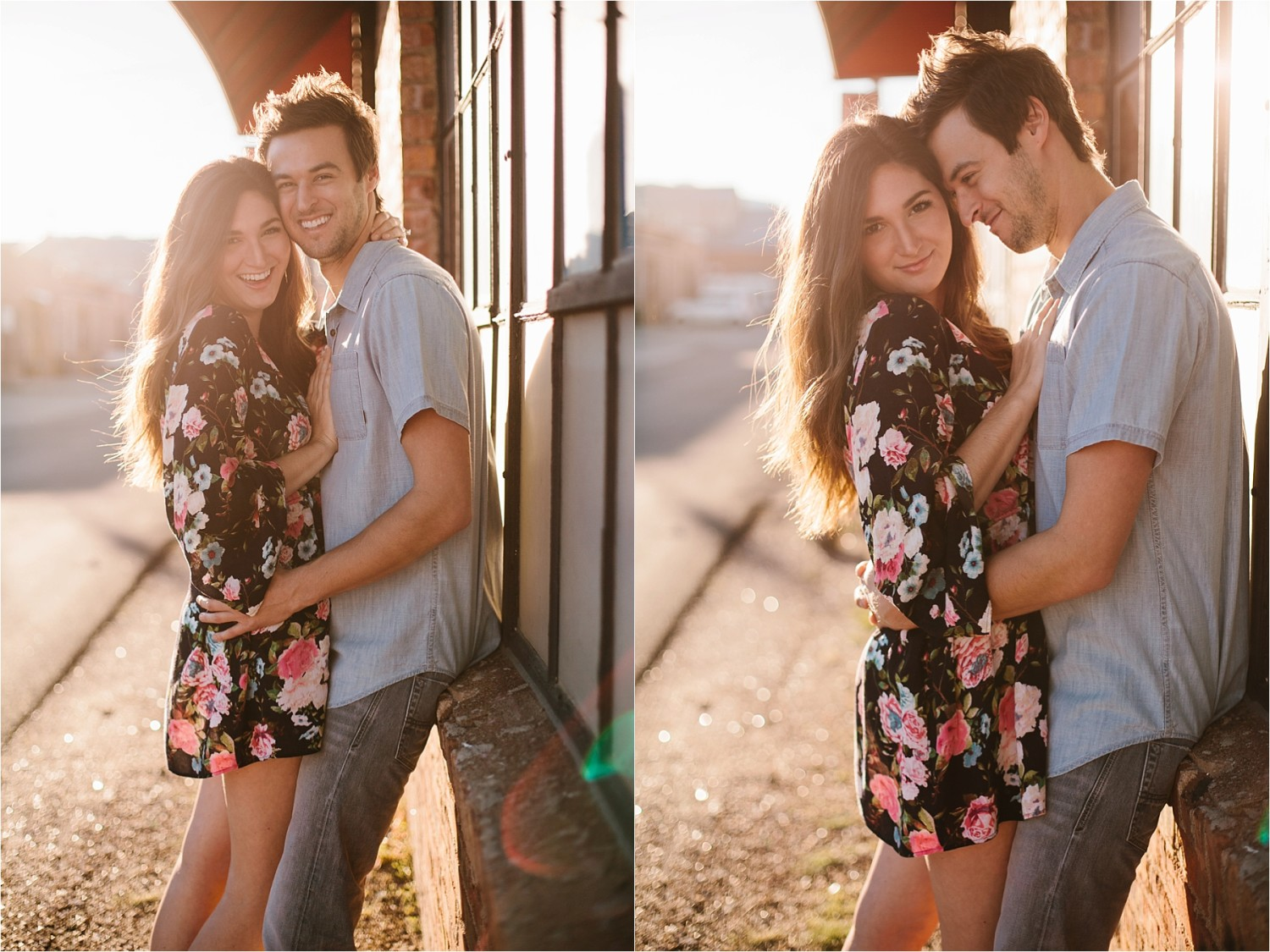 Bekah + Michael __ a deep ellum engagement session by North Texas Wedding Photographer Rachel Meagan Photography _ 11
