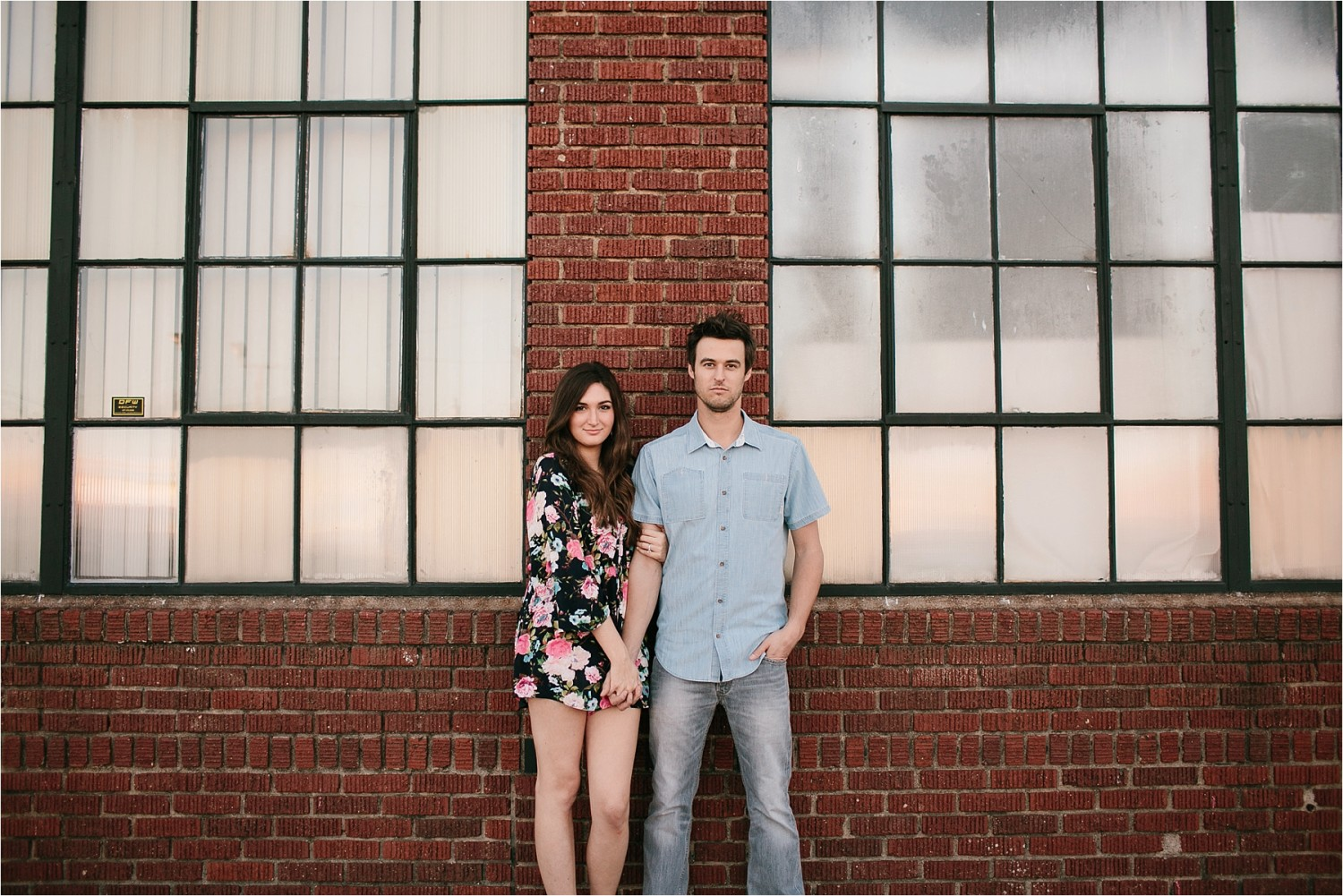 Bekah + Michael __ a deep ellum engagement session by North Texas Wedding Photographer Rachel Meagan Photography _ 13