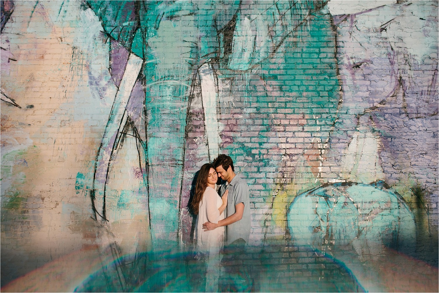 Bekah + Michael __ a deep ellum engagement session by North Texas Wedding Photographer Rachel Meagan Photography _ 18