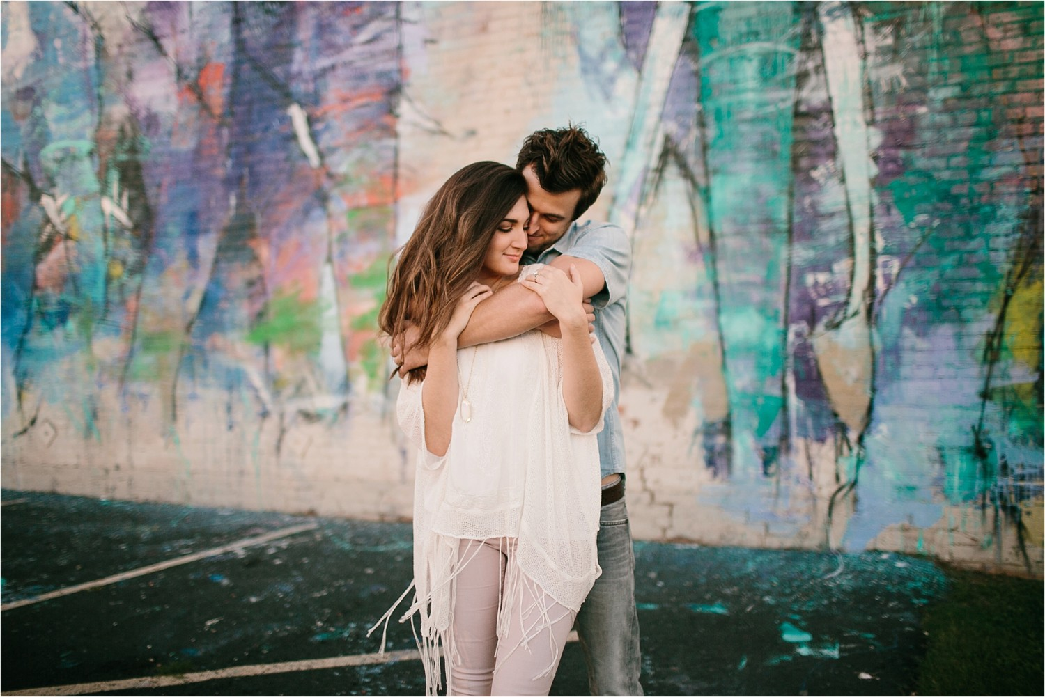 Bekah + Michael __ a deep ellum engagement session by North Texas Wedding Photographer Rachel Meagan Photography _ 22