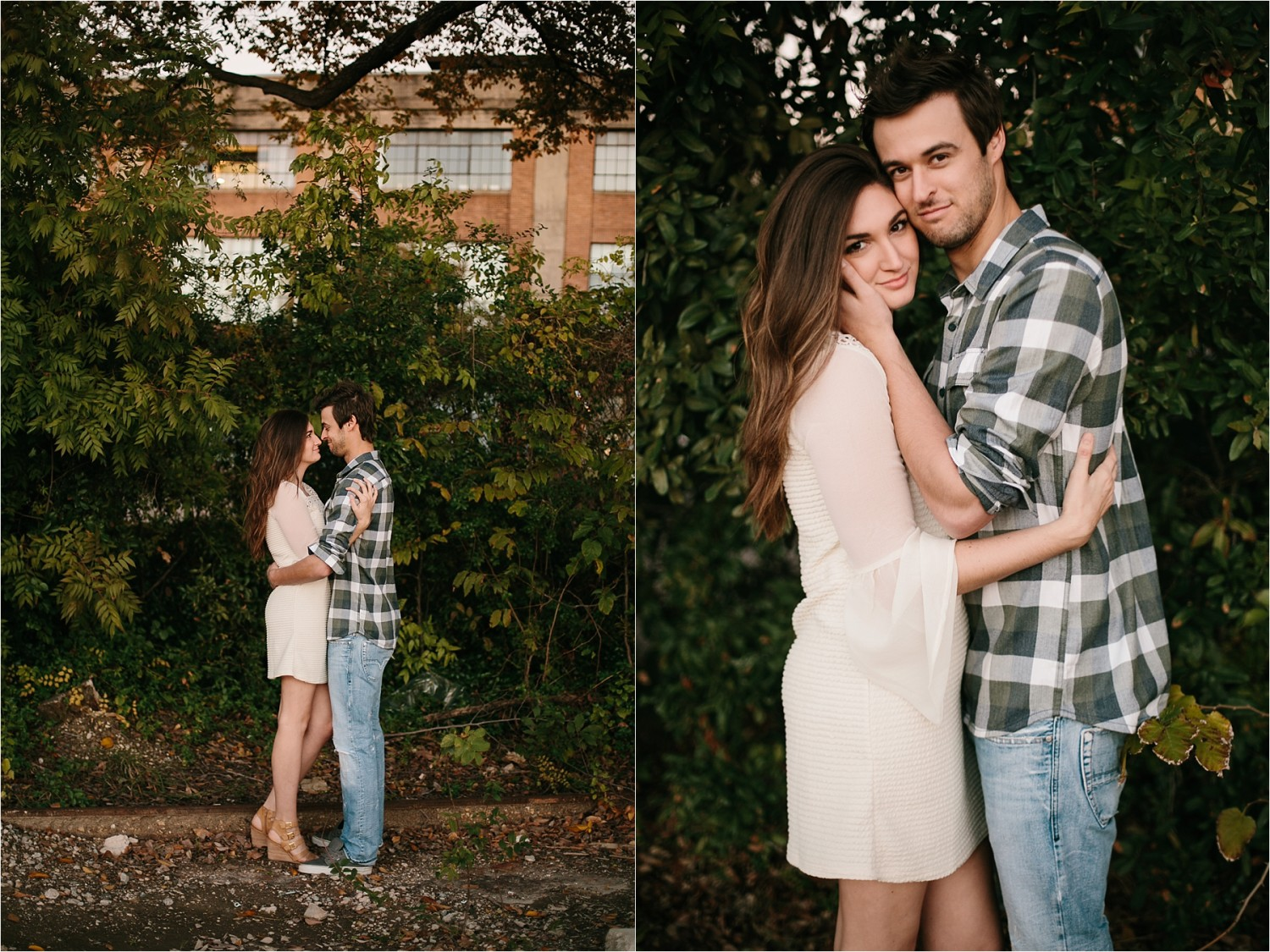Bekah + Michael __ a deep ellum engagement session by North Texas Wedding Photographer Rachel Meagan Photography _ 35