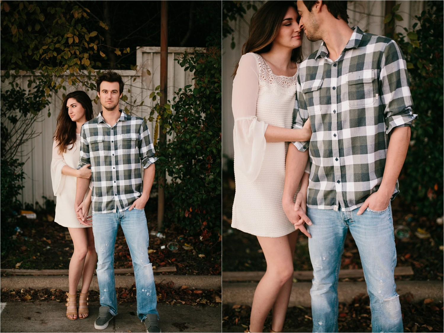 Bekah + Michael __ a deep ellum engagement session by North Texas Wedding Photographer Rachel Meagan Photography _ 40