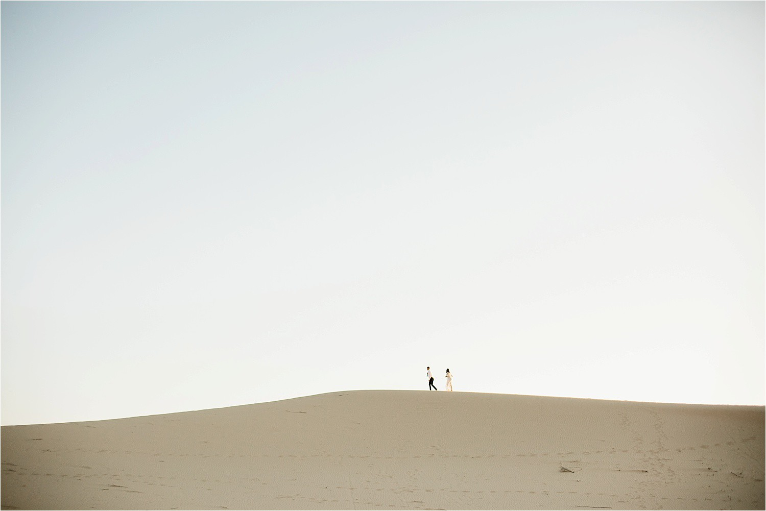 Lauren + Jacob __ a monahans sand dunes engagement session at sunrise by North Texas Wedding Photographer, Rachel Meagan Photography __ 27