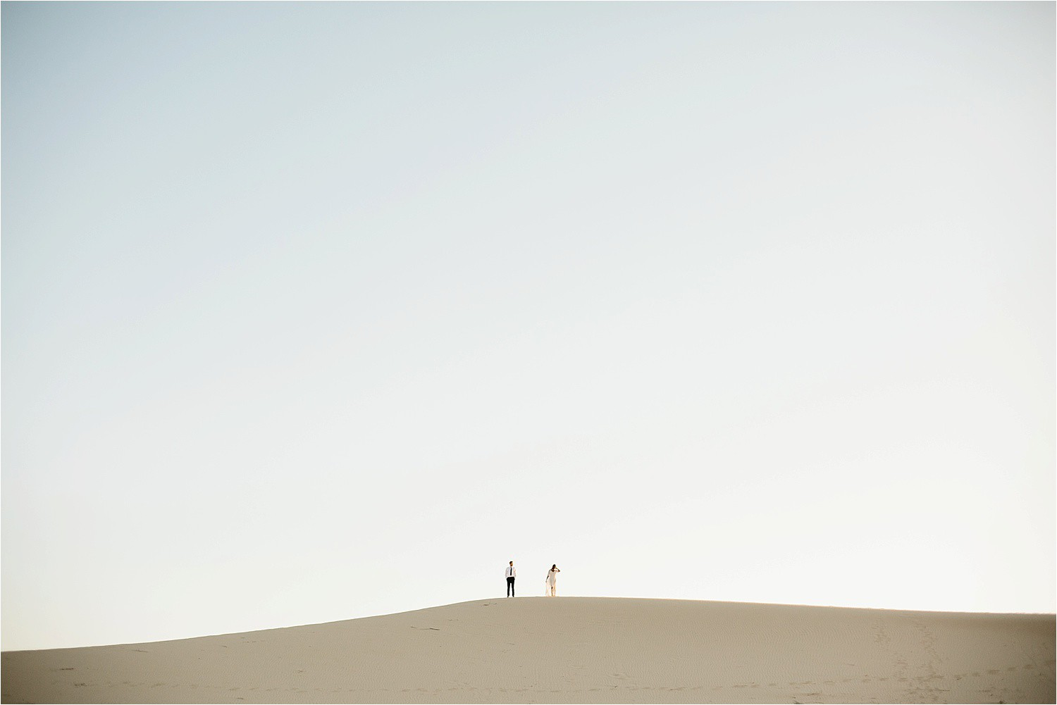 Lauren + Jacob __ a monahans sand dunes engagement session at sunrise by North Texas Wedding Photographer, Rachel Meagan Photography __ 28