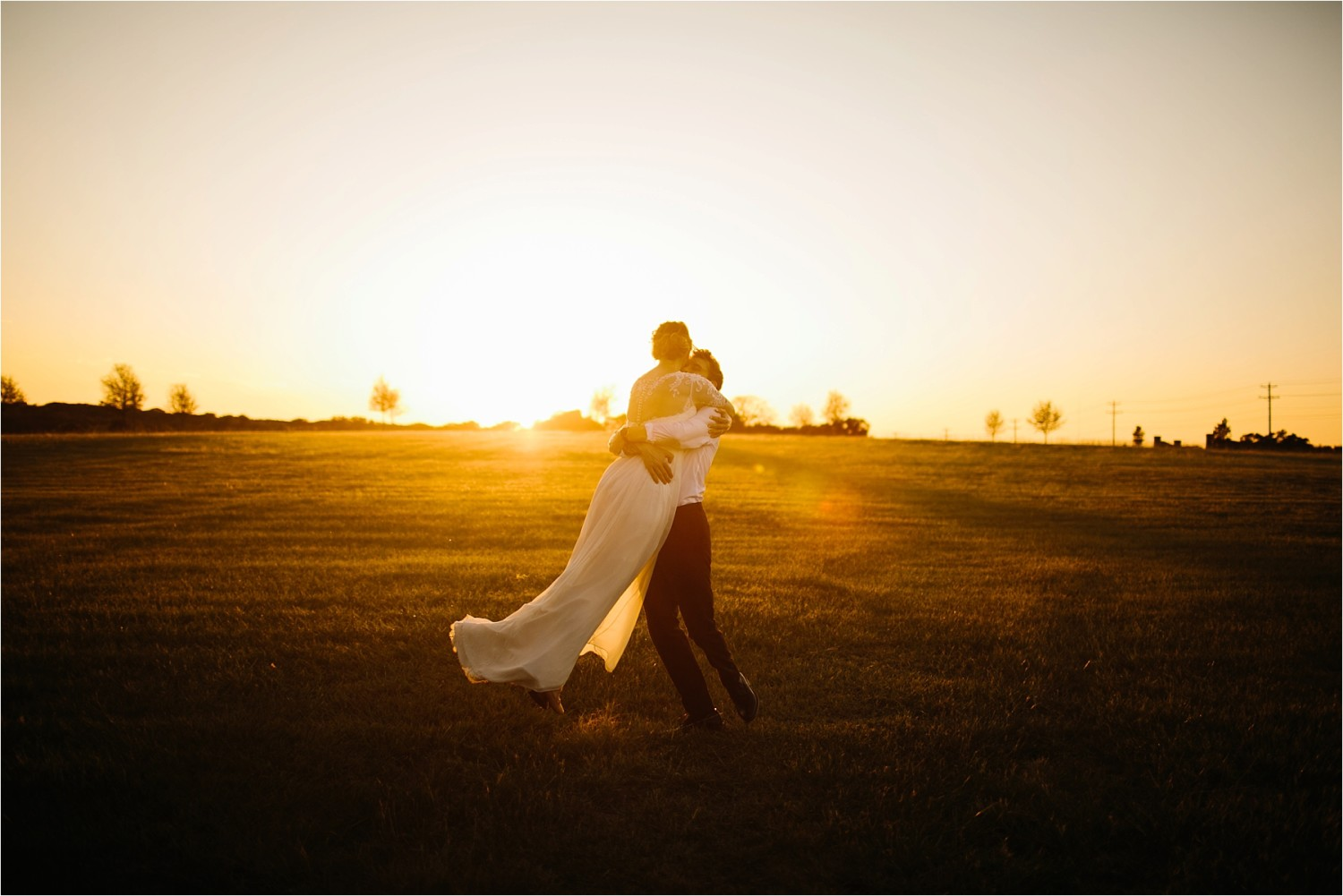 Chandler + Ryan || an emotional, whimsical wedding at the Milestone Barn in Aubrey, TX