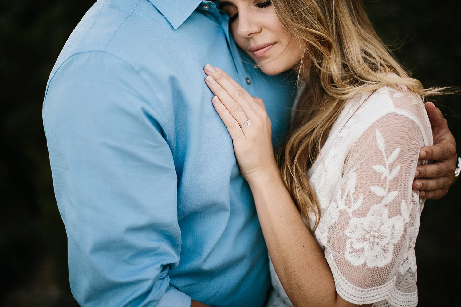 a romantic, adventurous engagement session at Turner Falls in Oklahoma by North Texas Wedding Photographer, Rachel Meagan Photography _ 24