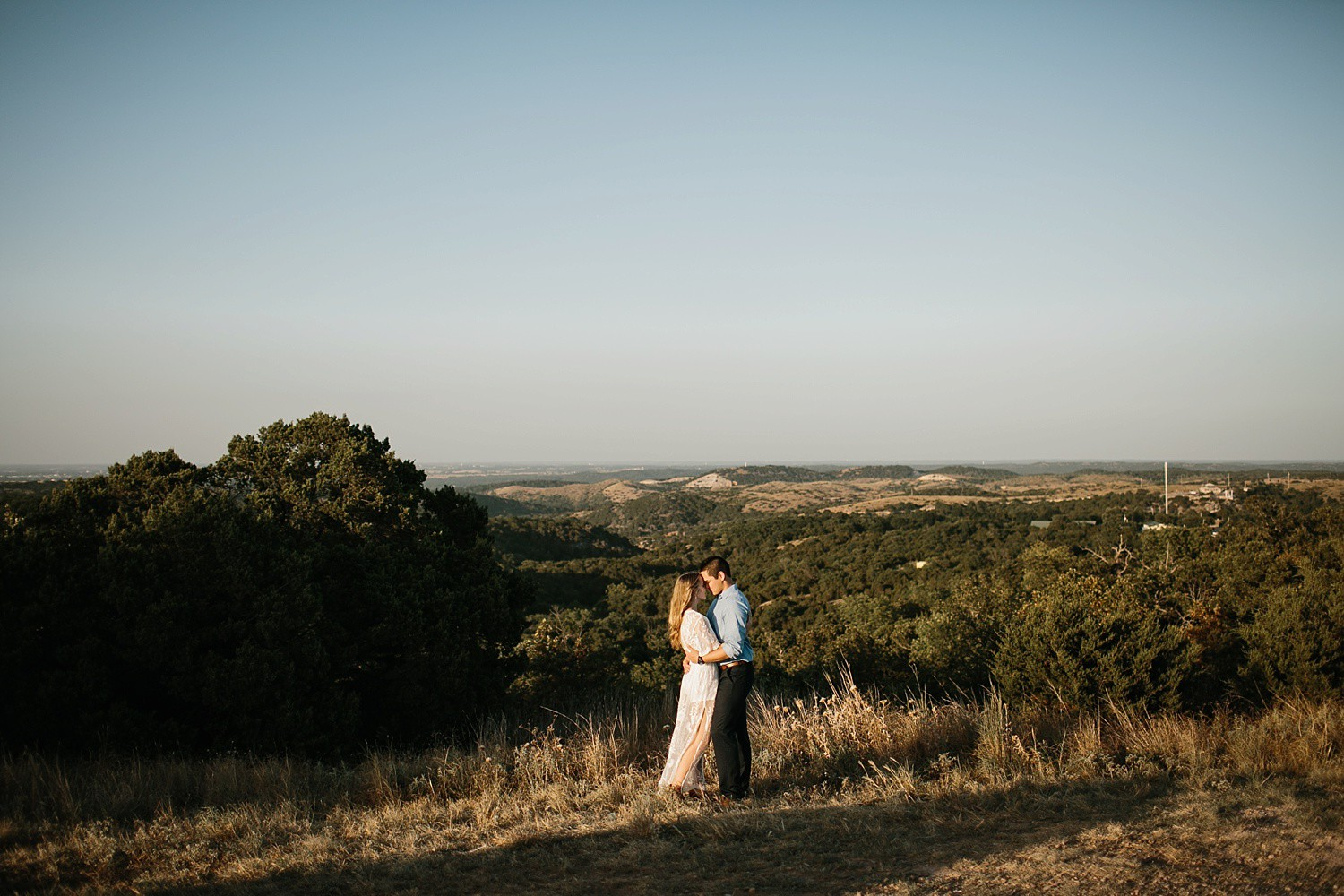 a romantic, adventurous engagement session at Turner Falls in Oklahoma by North Texas Wedding Photographer, Rachel Meagan Photography _ 30