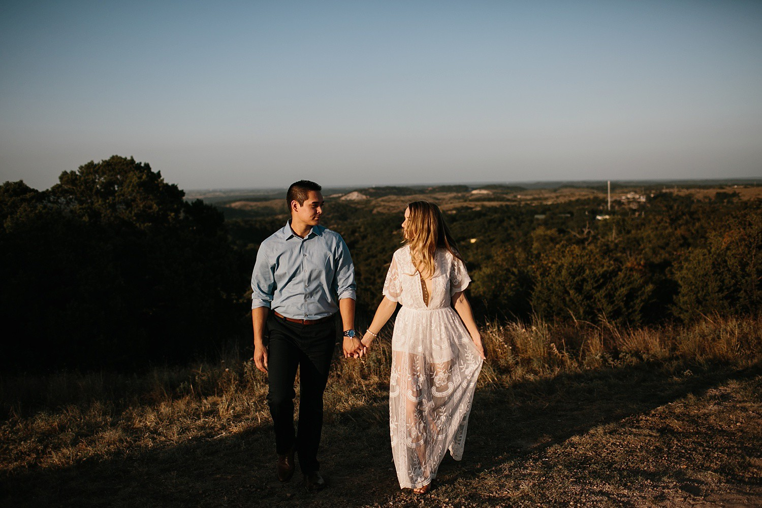 a romantic, adventurous engagement session at Turner Falls in Oklahoma by North Texas Wedding Photographer, Rachel Meagan Photography _ 31