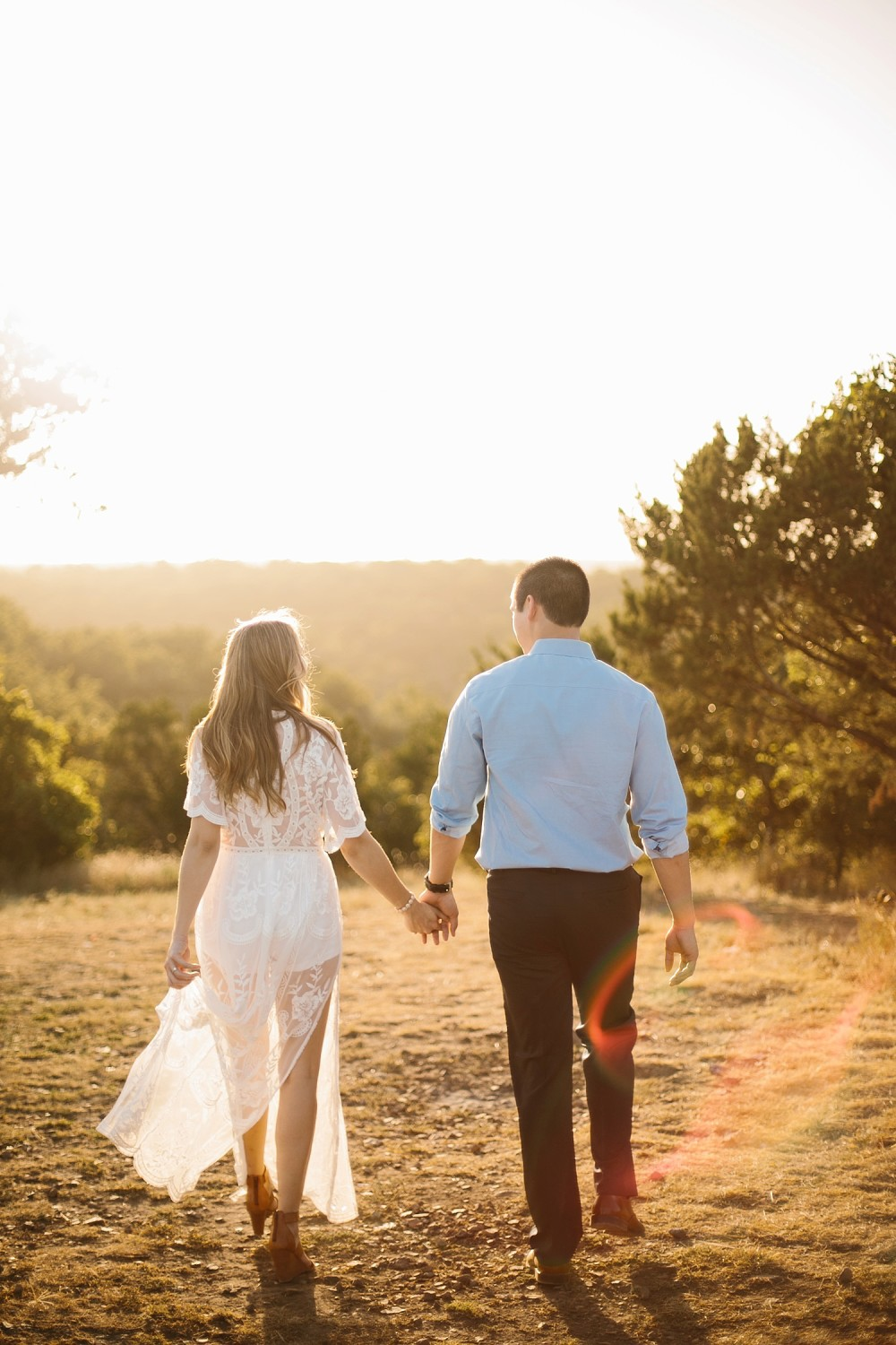 a romantic, adventurous engagement session at Turner Falls in Oklahoma by North Texas Wedding Photographer, Rachel Meagan Photography _ 33