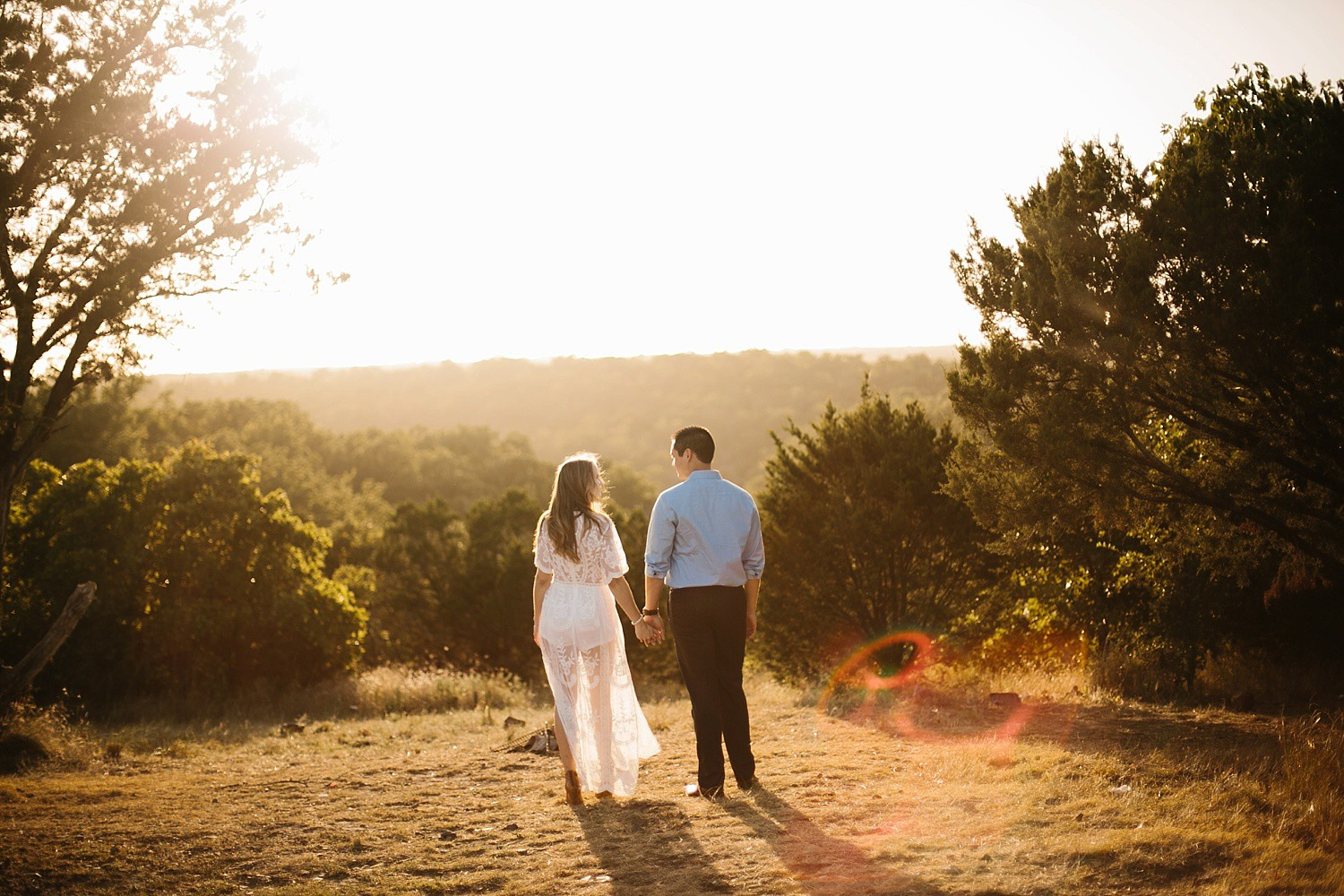 a romantic, adventurous engagement session at Turner Falls in Oklahoma by North Texas Wedding Photographer, Rachel Meagan Photography _ 34