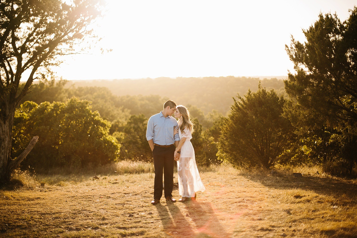 a romantic, adventurous engagement session at Turner Falls in Oklahoma by North Texas Wedding Photographer, Rachel Meagan Photography _ 35