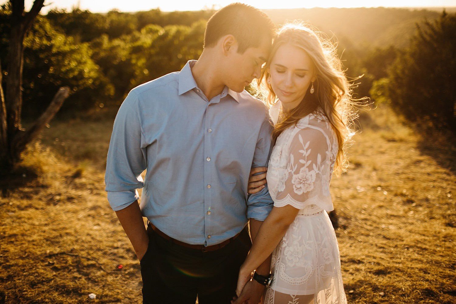 a romantic, adventurous engagement session at Turner Falls in Oklahoma by North Texas Wedding Photographer, Rachel Meagan Photography _ 38