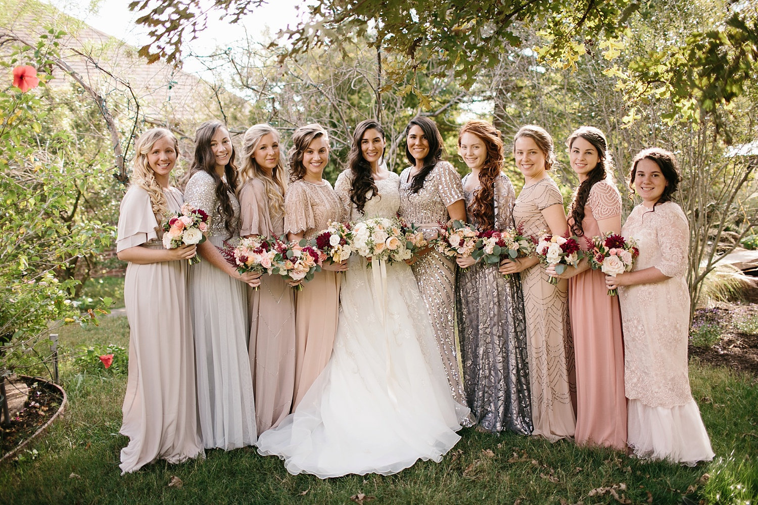Alexa Aaron An Elegant Family Ranch Wedding With