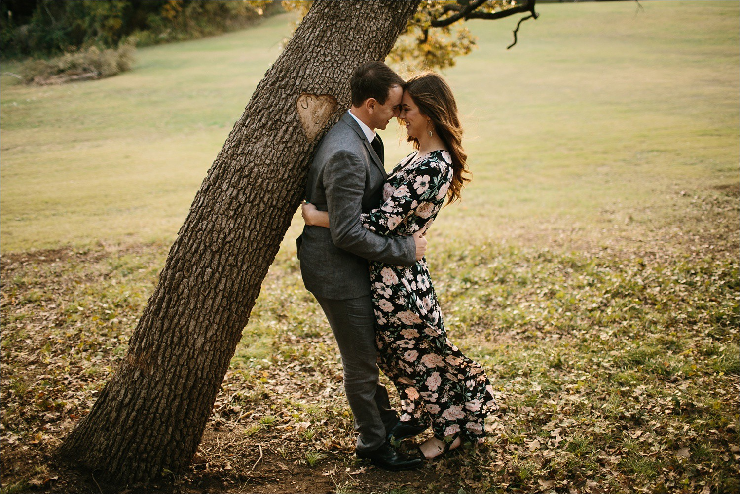 Aleta + Sabian __ a windy lakeside nature engagement session by North Texas Wedding Photographer Rachel Meagan Photography _05
