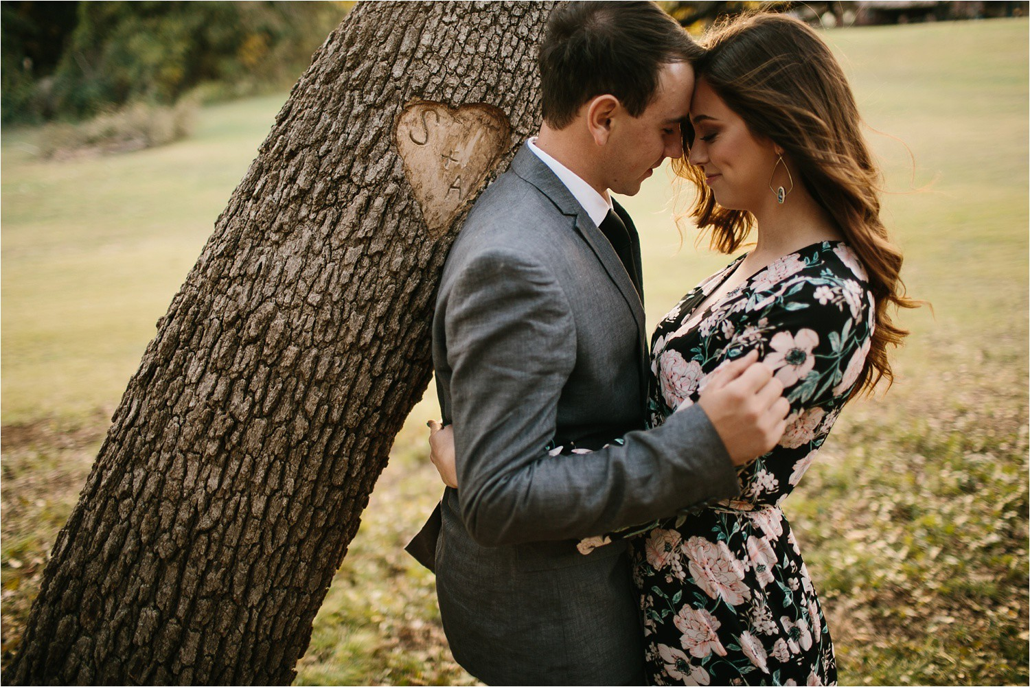 Aleta + Sabian __ a windy lakeside nature engagement session by North Texas Wedding Photographer Rachel Meagan Photography _06