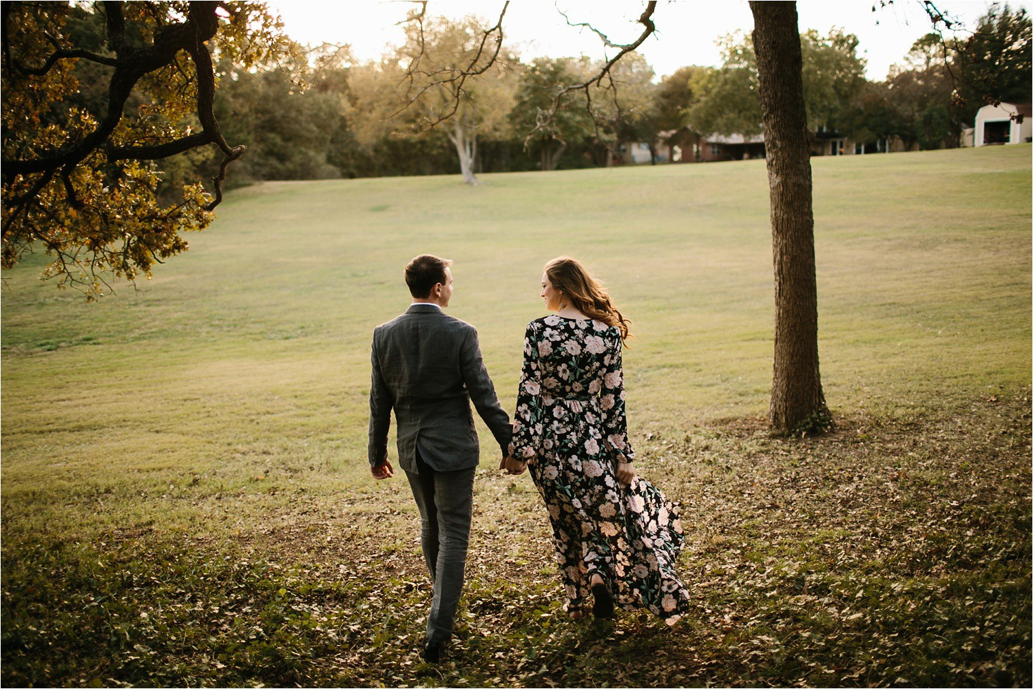 Aleta + Sabian __ a windy lakeside nature engagement session by North Texas Wedding Photographer Rachel Meagan Photography _07