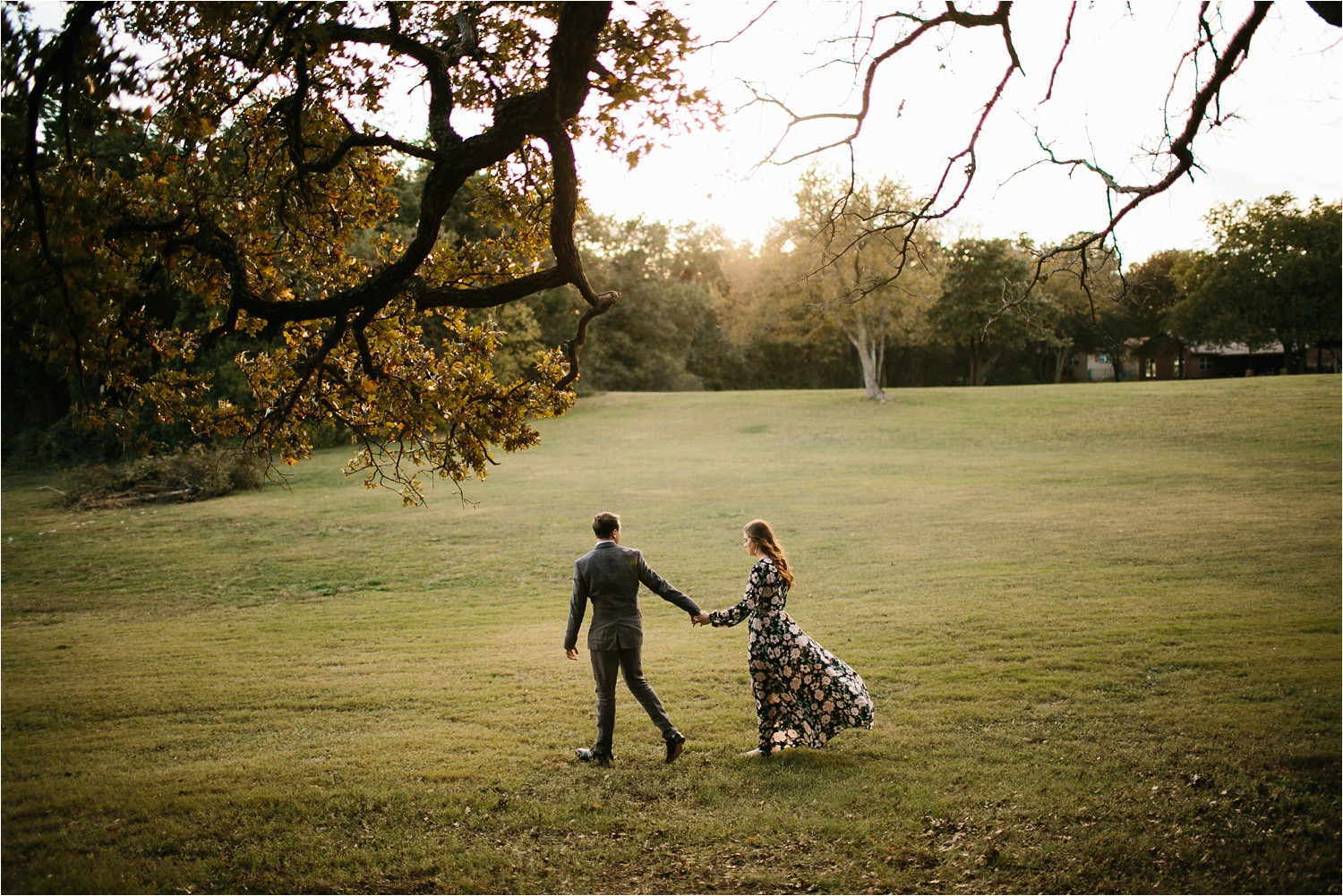 Aleta + Sabian __ a windy lakeside nature engagement session by North Texas Wedding Photographer Rachel Meagan Photography _08