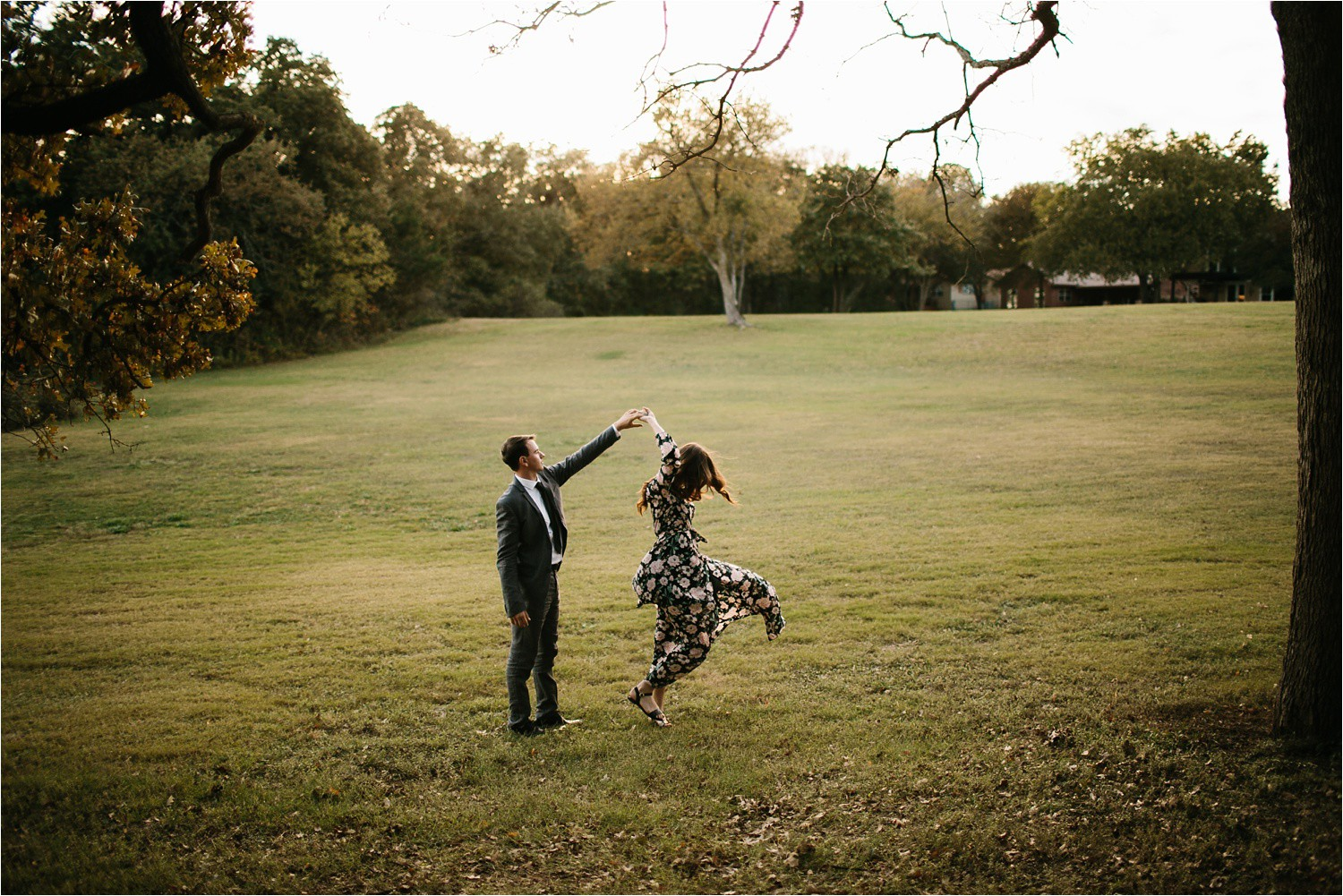 Aleta + Sabian __ a windy lakeside nature engagement session by North Texas Wedding Photographer Rachel Meagan Photography _09