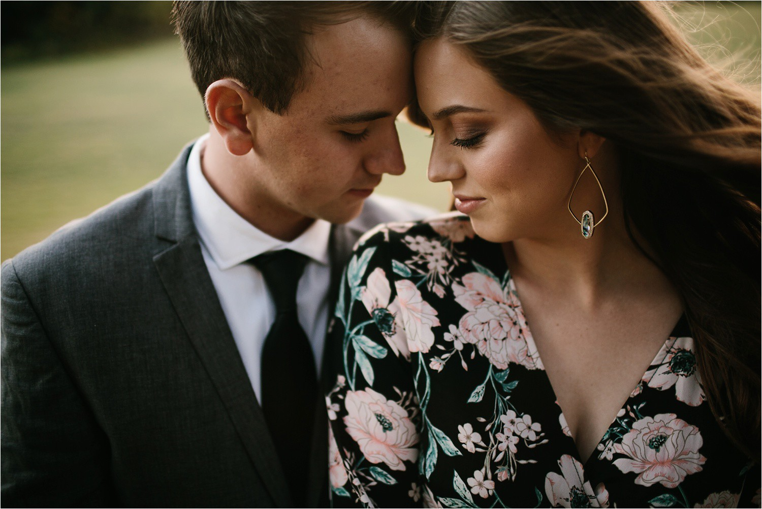 Aleta + Sabian __ a windy lakeside nature engagement session by North Texas Wedding Photographer Rachel Meagan Photography _12