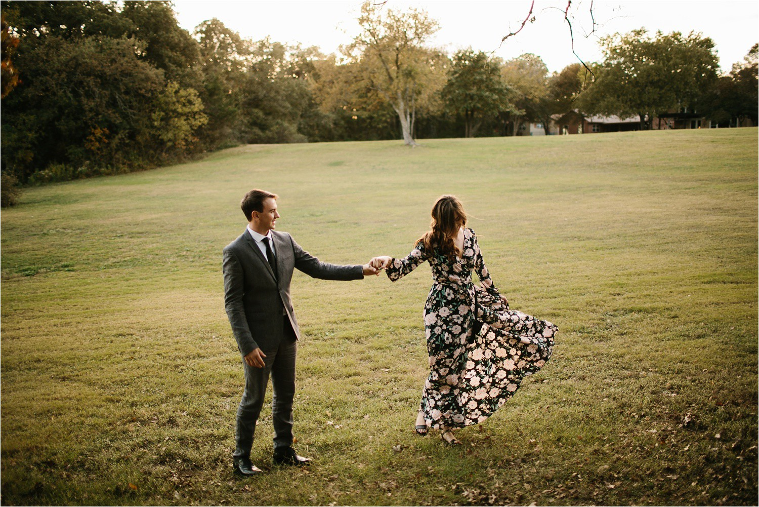 Aleta + Sabian __ a windy lakeside nature engagement session by North Texas Wedding Photographer Rachel Meagan Photography _14