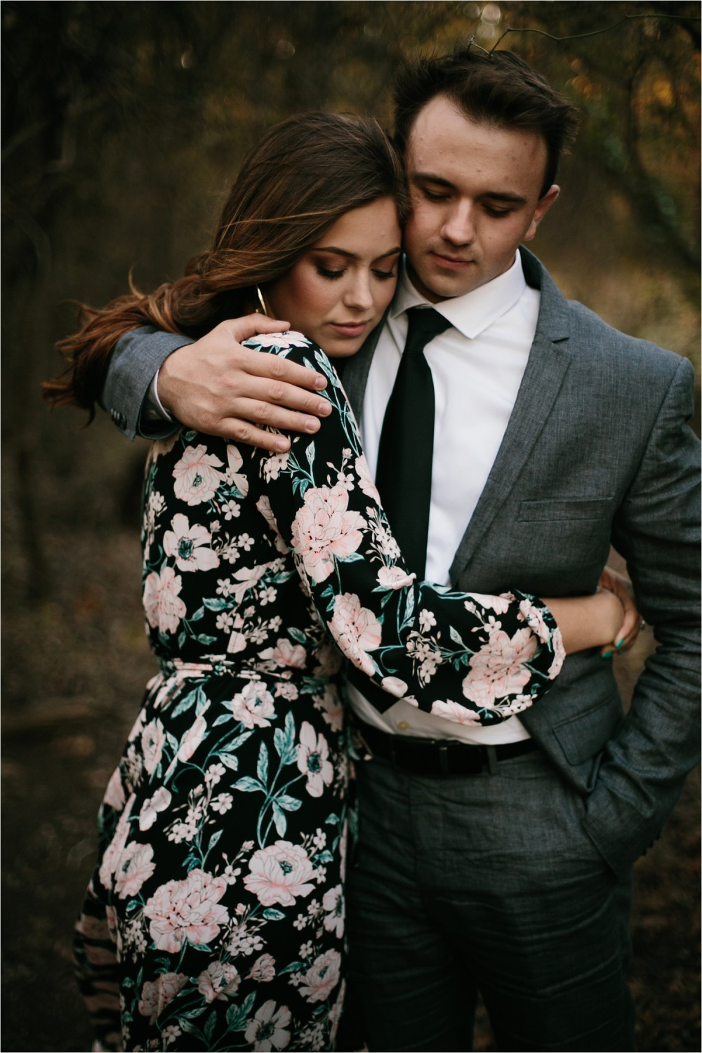 Aleta + Sabian __ a windy lakeside nature engagement session by North Texas Wedding Photographer Rachel Meagan Photography _23