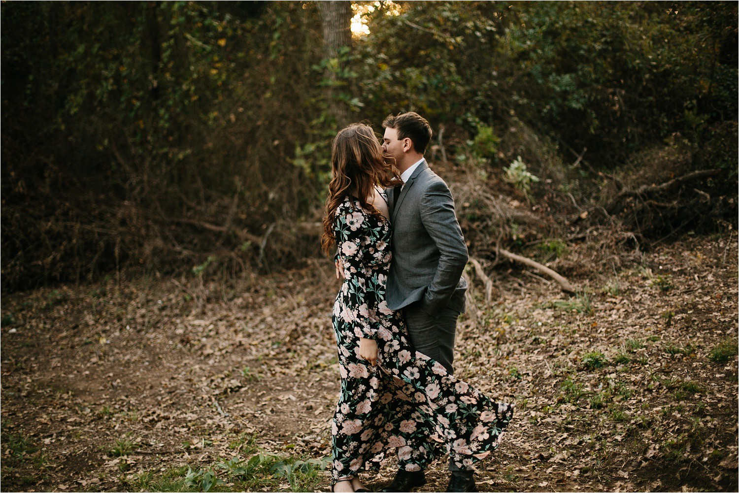 Aleta + Sabian __ a windy lakeside nature engagement session by North Texas Wedding Photographer Rachel Meagan Photography _25