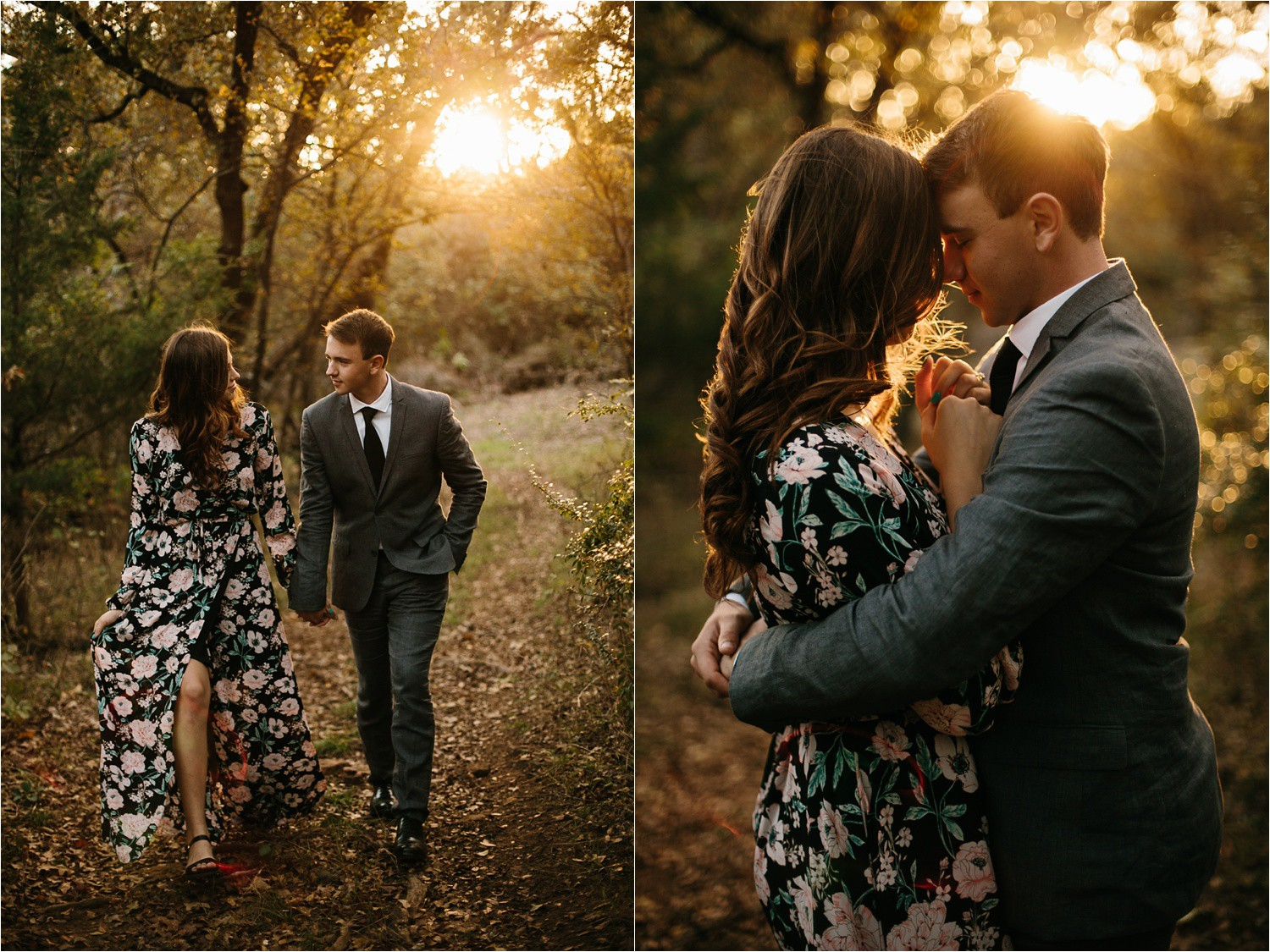 Aleta + Sabian __ a windy lakeside nature engagement session by North Texas Wedding Photographer Rachel Meagan Photography _27
