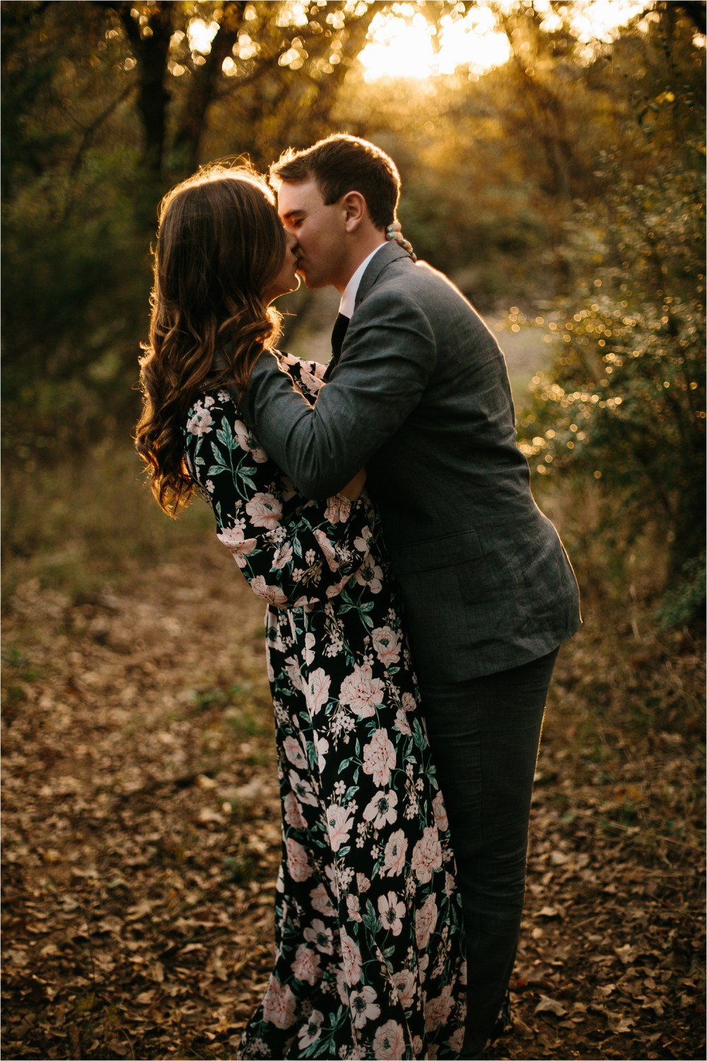 Aleta + Sabian __ a windy lakeside nature engagement session by North Texas Wedding Photographer Rachel Meagan Photography _29