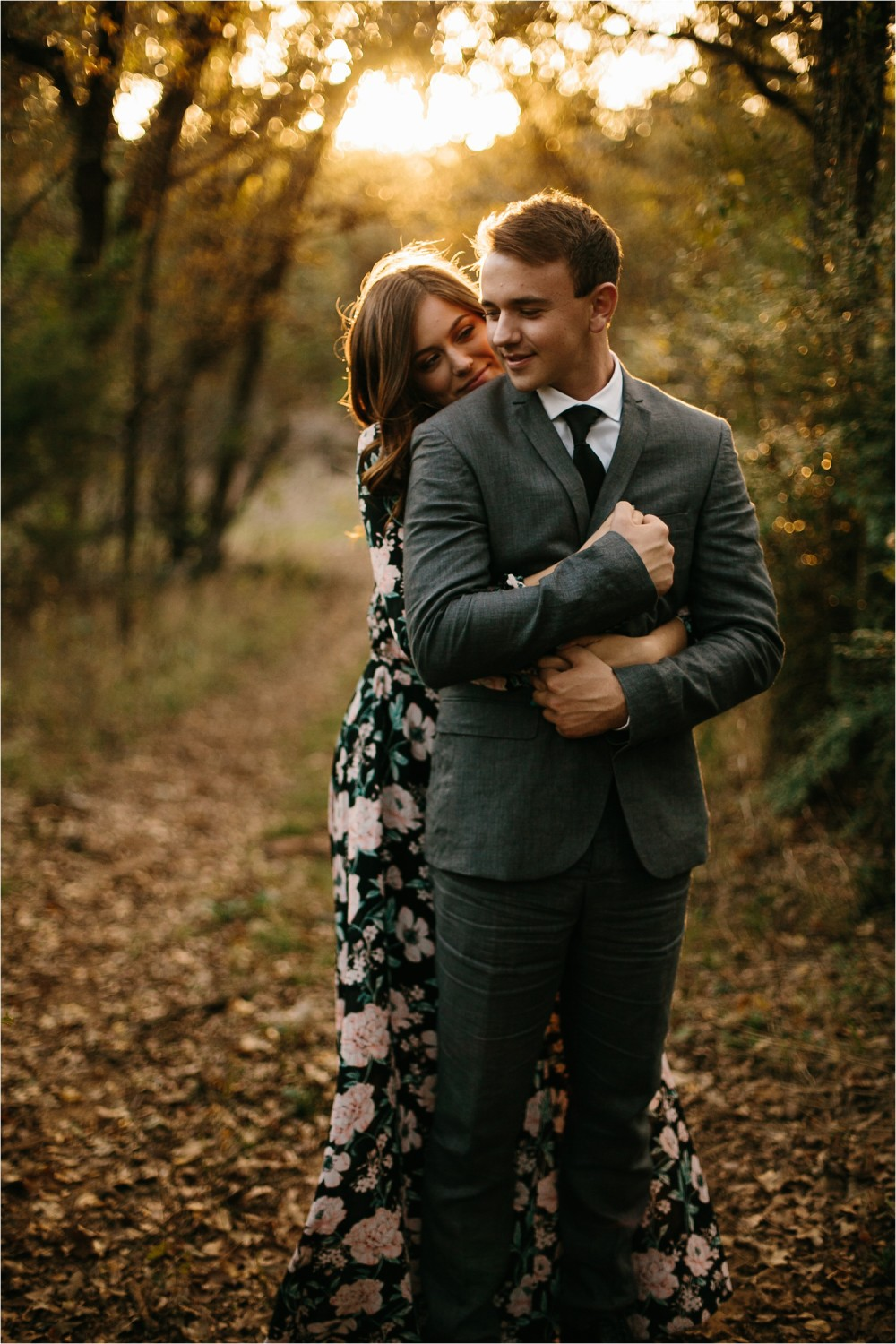 Aleta + Sabian __ a windy lakeside nature engagement session by North Texas Wedding Photographer Rachel Meagan Photography _30