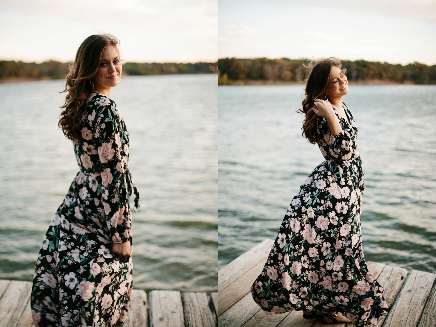 Aleta + Sabian __ a windy lakeside nature engagement session by North Texas Wedding Photographer Rachel Meagan Photography _46