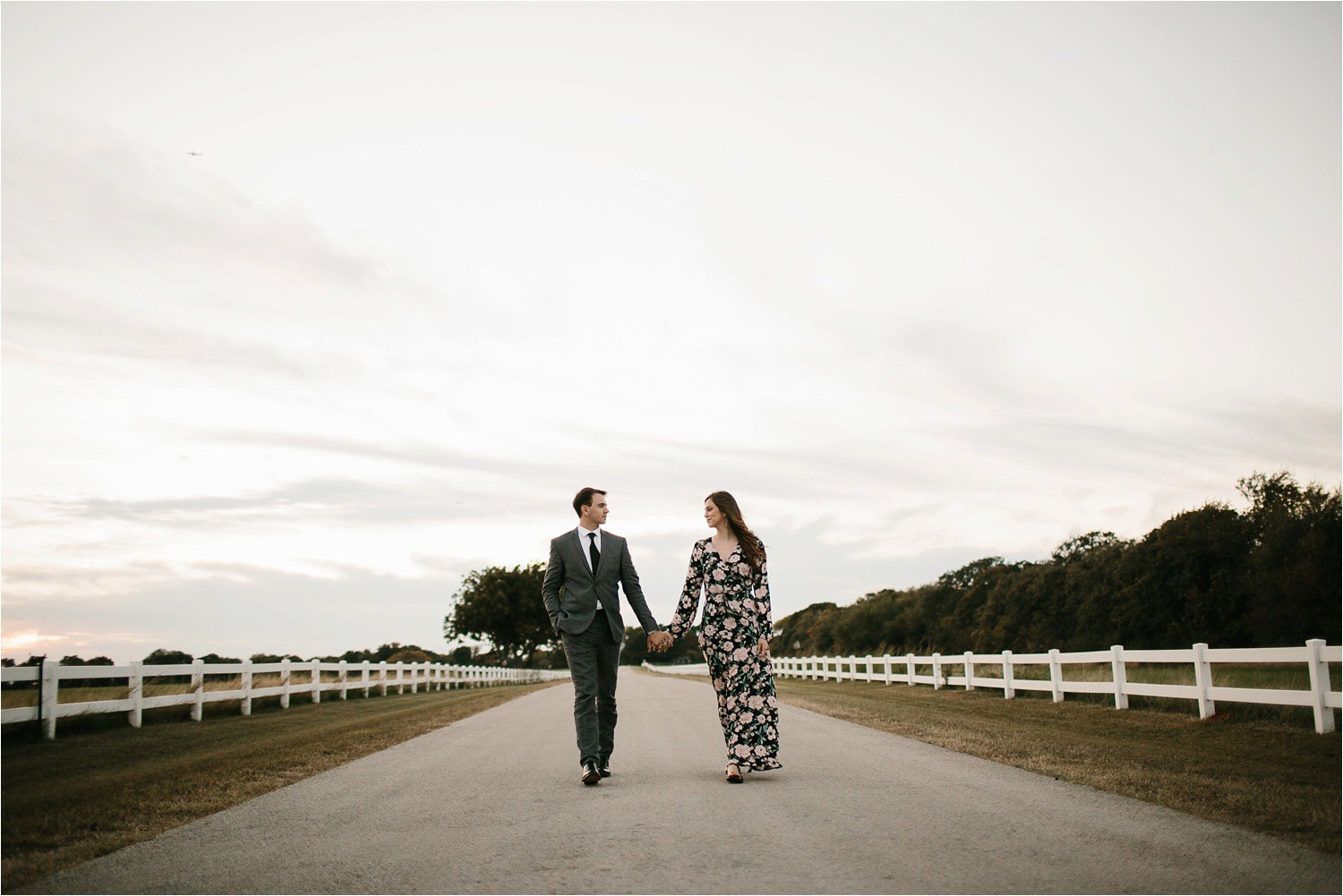 Aleta + Sabian __ a windy lakeside nature engagement session by North Texas Wedding Photographer Rachel Meagan Photography _50
