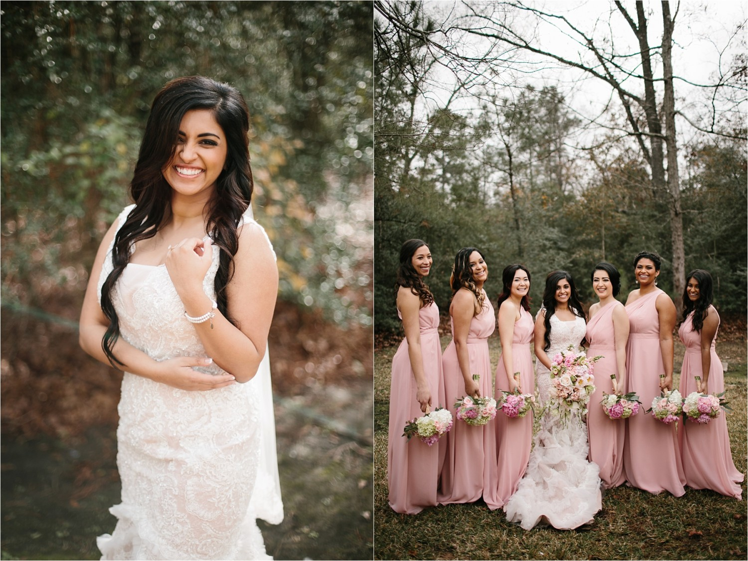 Jeanpaul + Ann __ a colorful wedding at Ashton Gardens in Houston TX by North Texas Wedding Photographer Rachel Meagan Photography _ 15