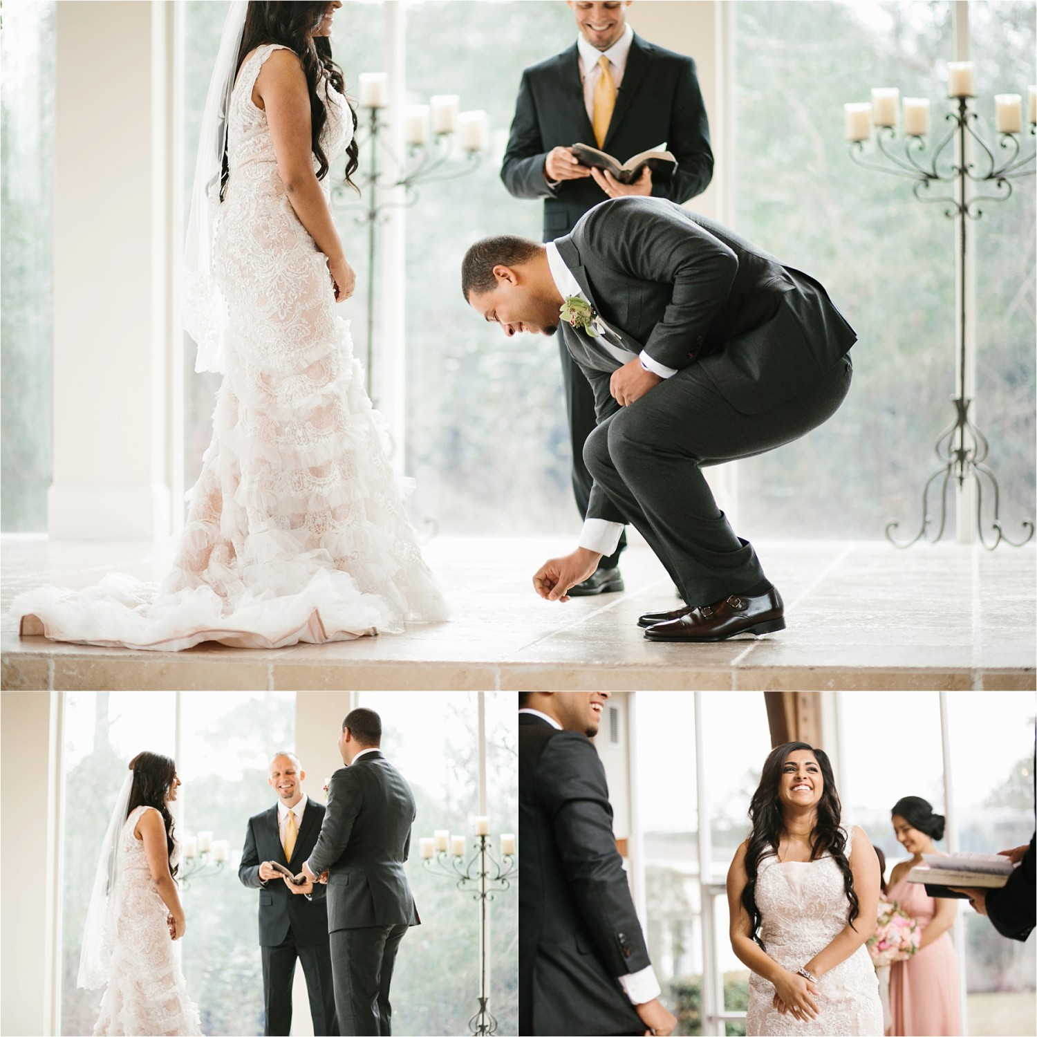 Jeanpaul + Ann __ a colorful wedding at Ashton Gardens in Houston TX by North Texas Wedding Photographer Rachel Meagan Photography _ 28