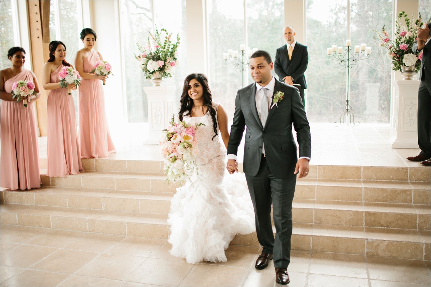 Jeanpaul + Ann __ a colorful wedding at Ashton Gardens in Houston TX by North Texas Wedding Photographer Rachel Meagan Photography _ 30