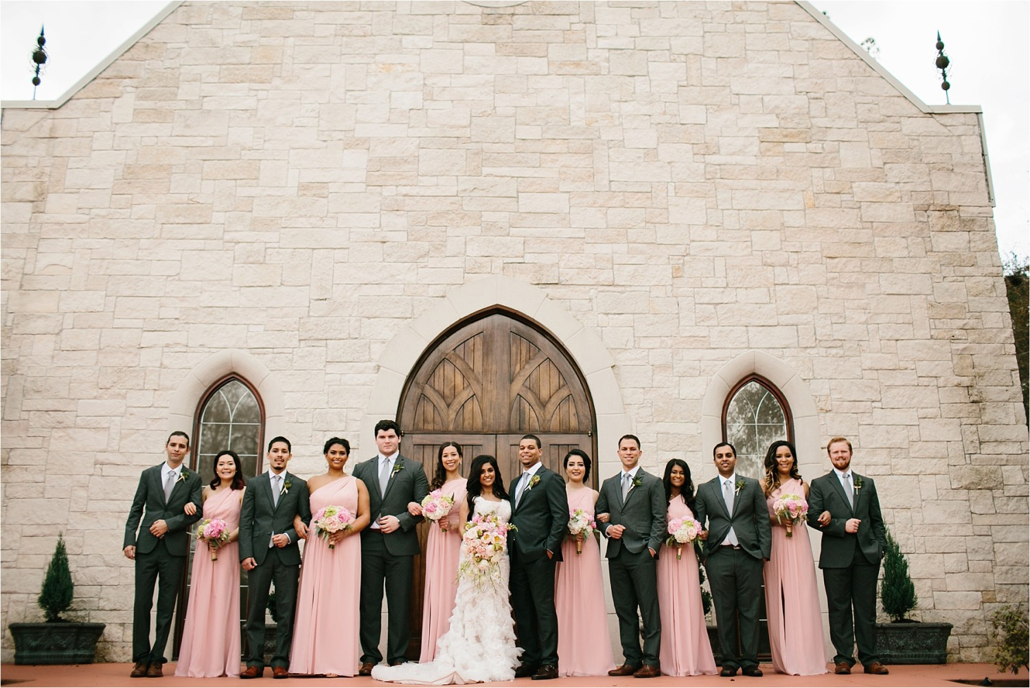 Jeanpaul + Ann __ a colorful wedding at Ashton Gardens in Houston TX by North Texas Wedding Photographer Rachel Meagan Photography _ 34