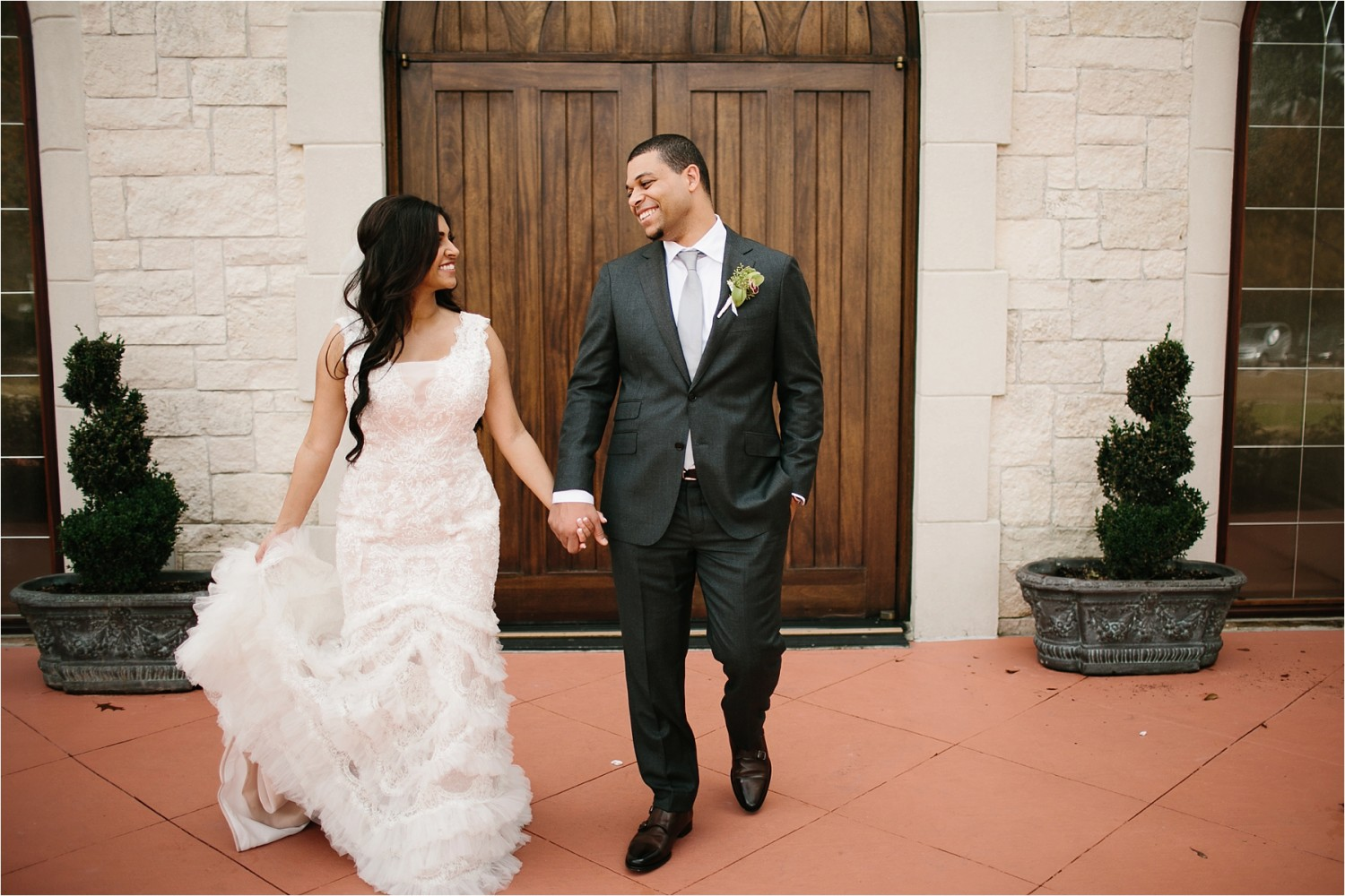 Jeanpaul + Ann __ a colorful wedding at Ashton Gardens in Houston TX by North Texas Wedding Photographer Rachel Meagan Photography _ 37