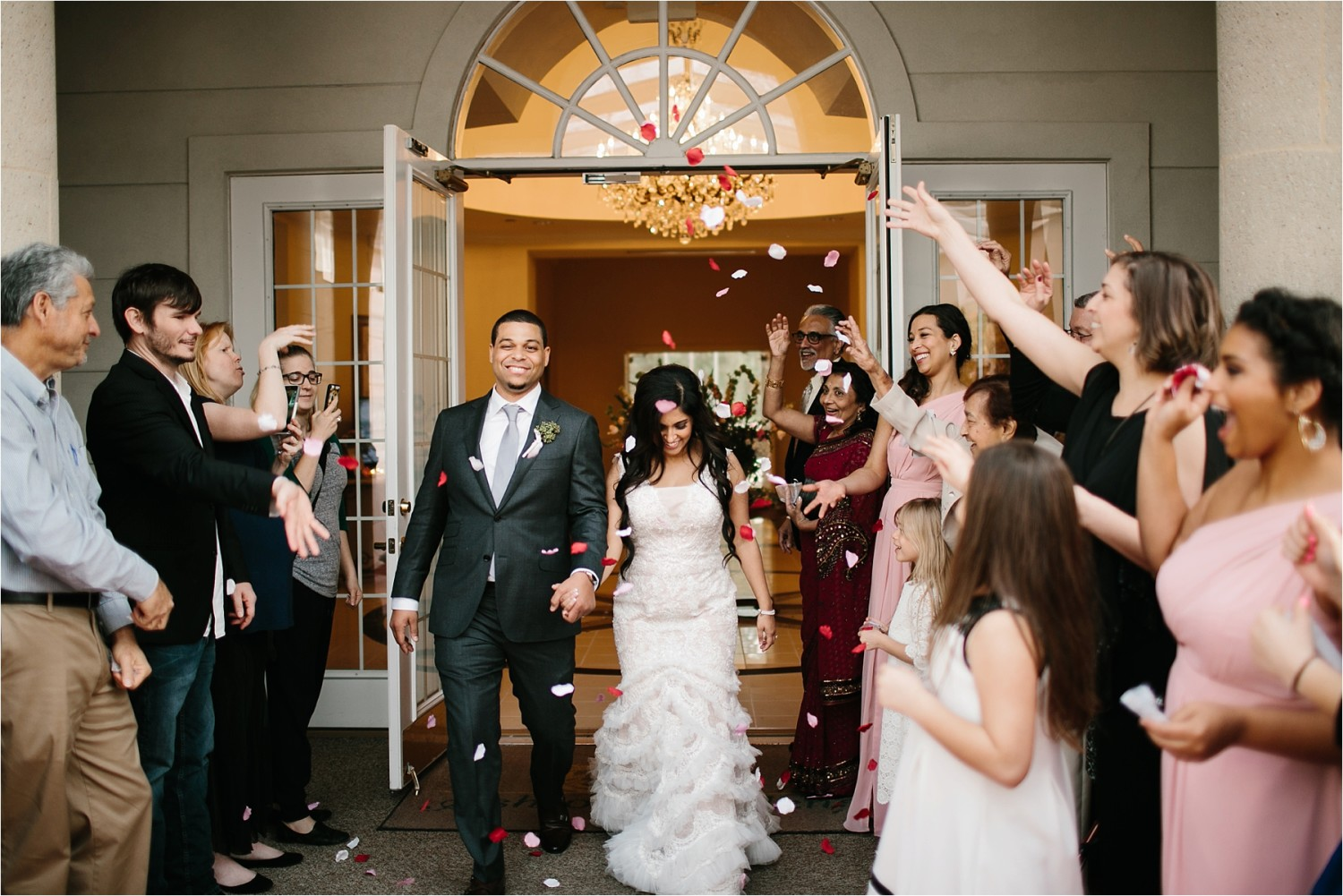 Jeanpaul + Ann __ a colorful wedding at Ashton Gardens in Houston TX by North Texas Wedding Photographer Rachel Meagan Photography _ 44