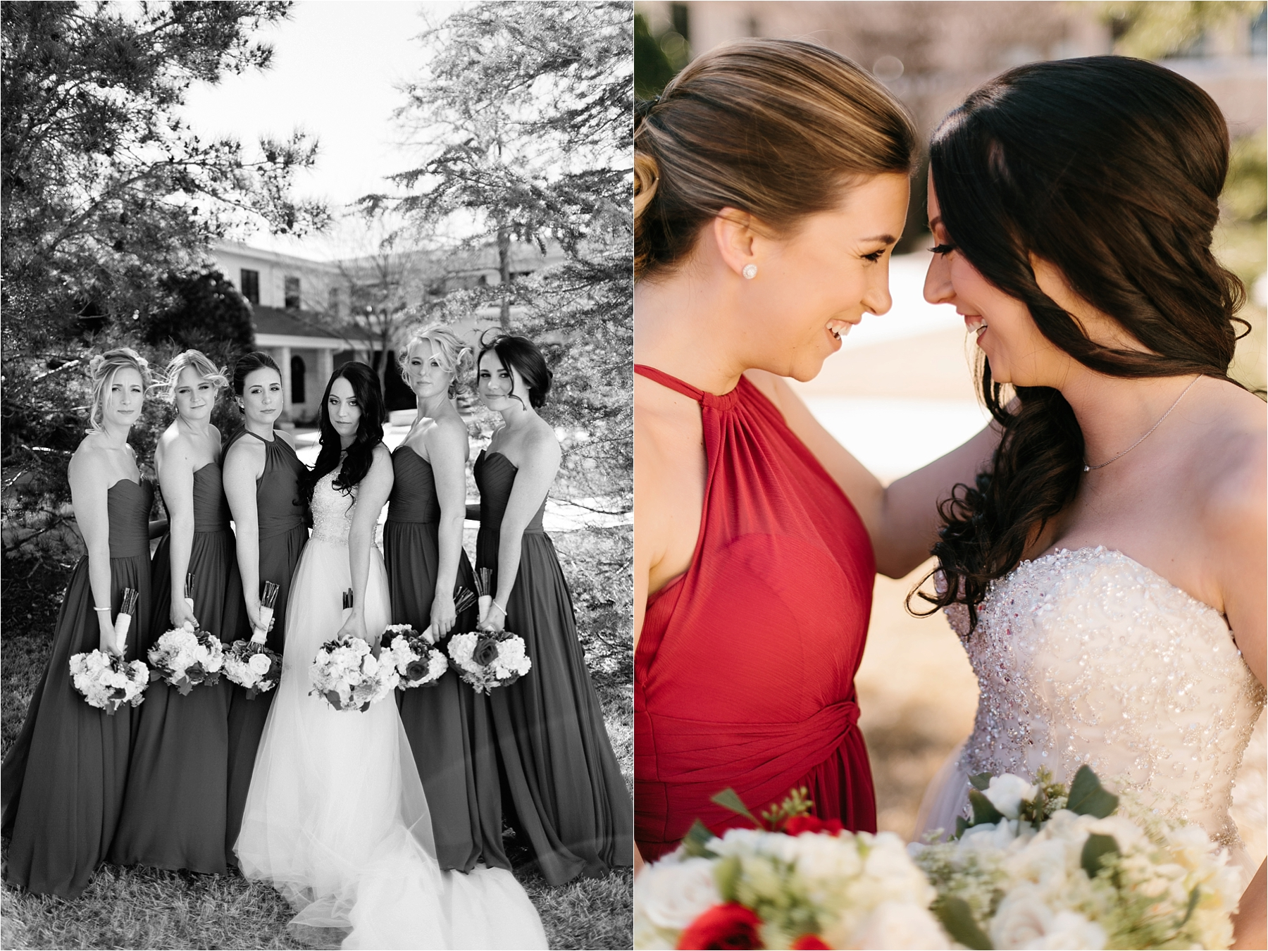 Chrissy + Zach __ The Windsor at Hebron Park Wedding by North Texas Wedding Photographer _ Rachel Meagan Photography __016